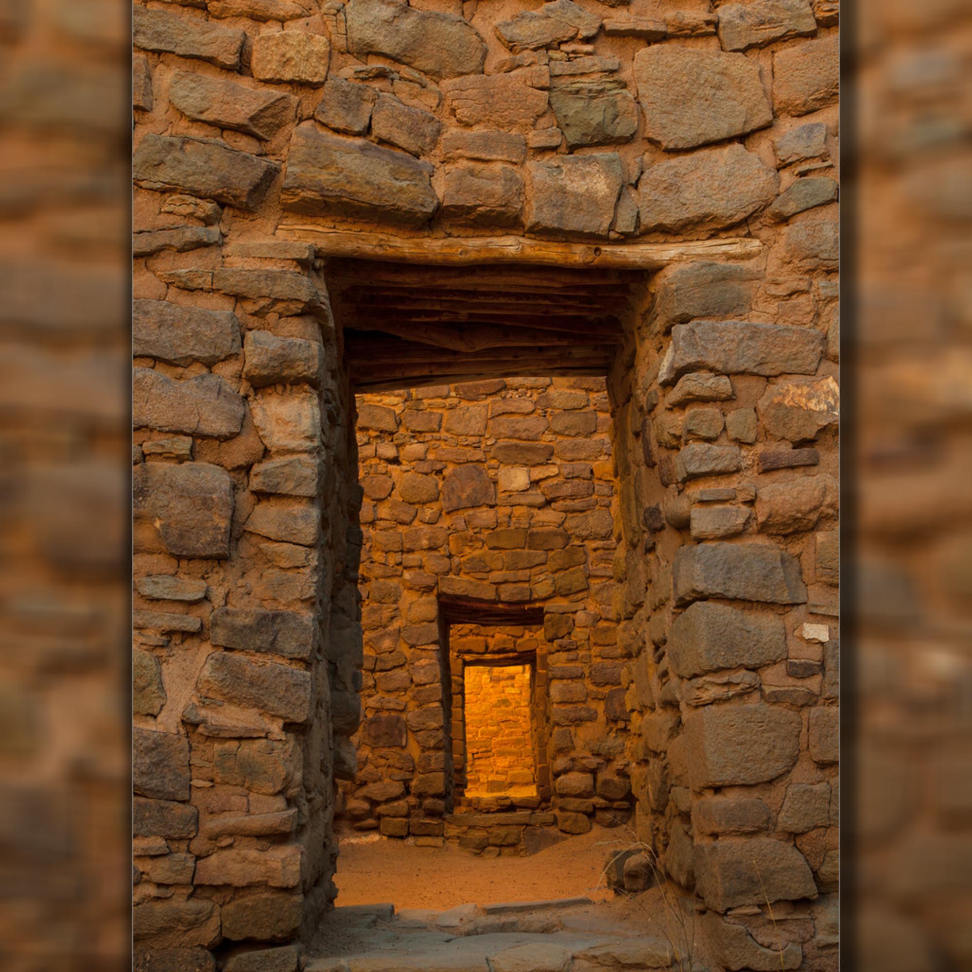 Aztec doorway pano 3d dnty4c