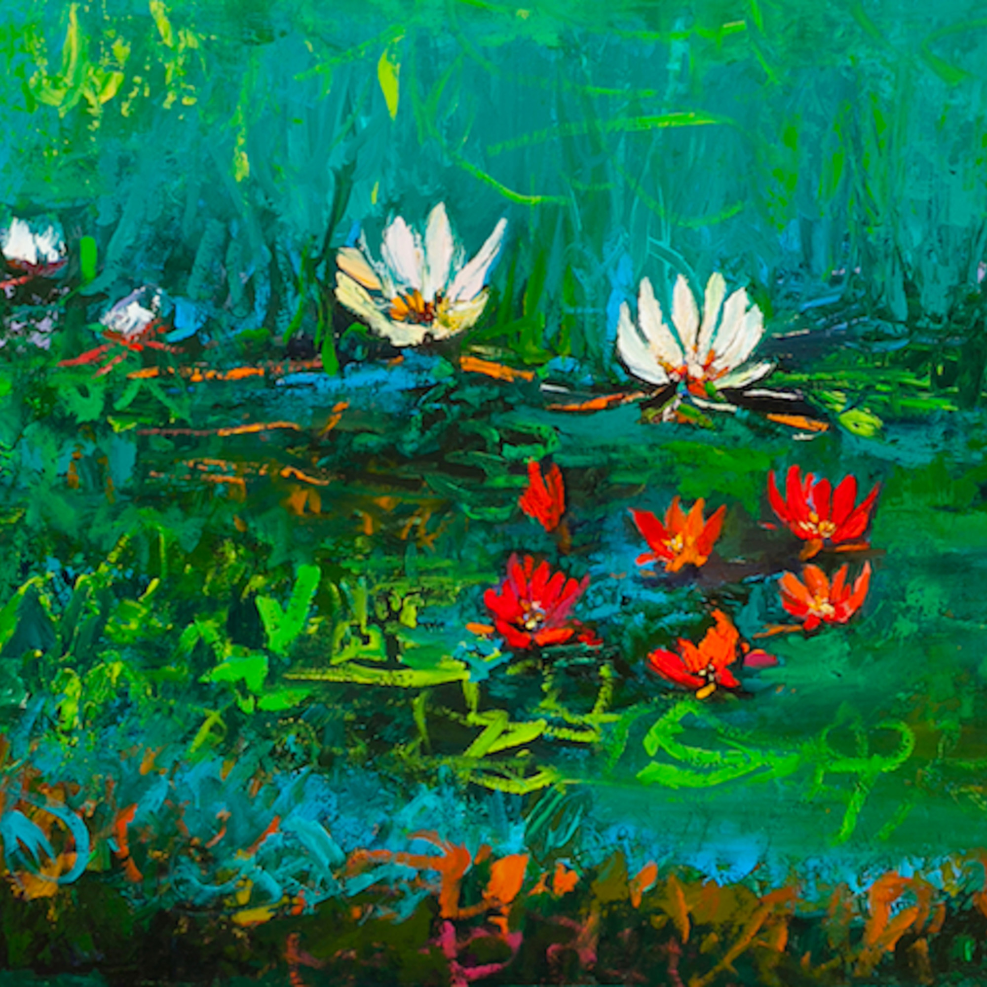 Lotus joy prints on demand by tracy lynn pristas jpg vo9jil