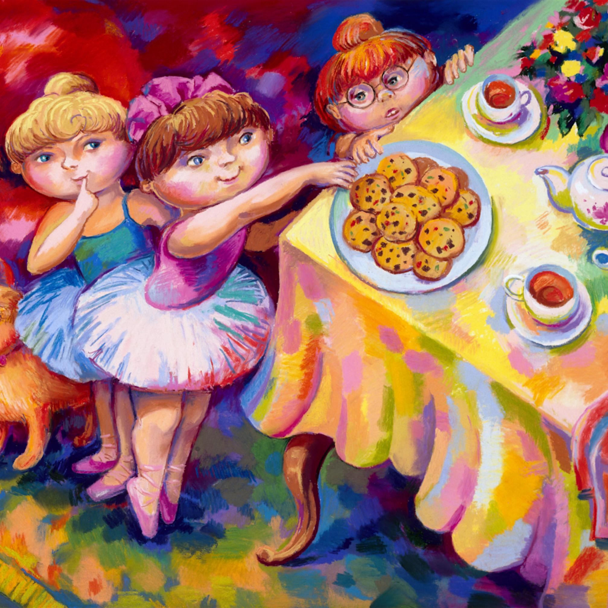 Stealing cookies lyubabogan pastel pqcmtn