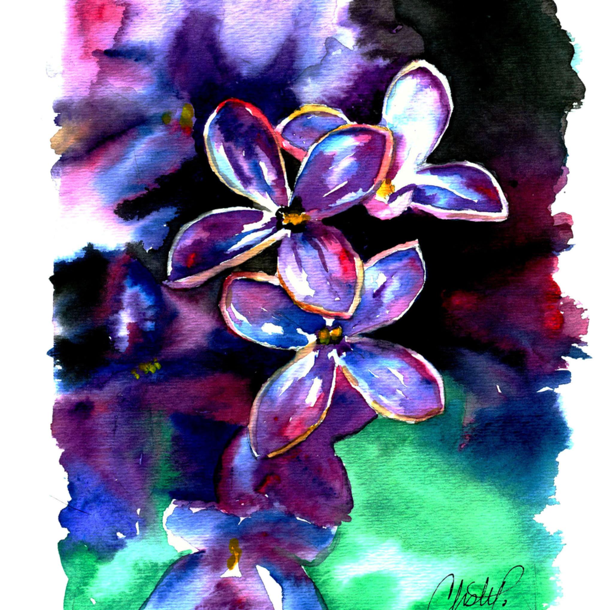 Lilac signed eugd5p