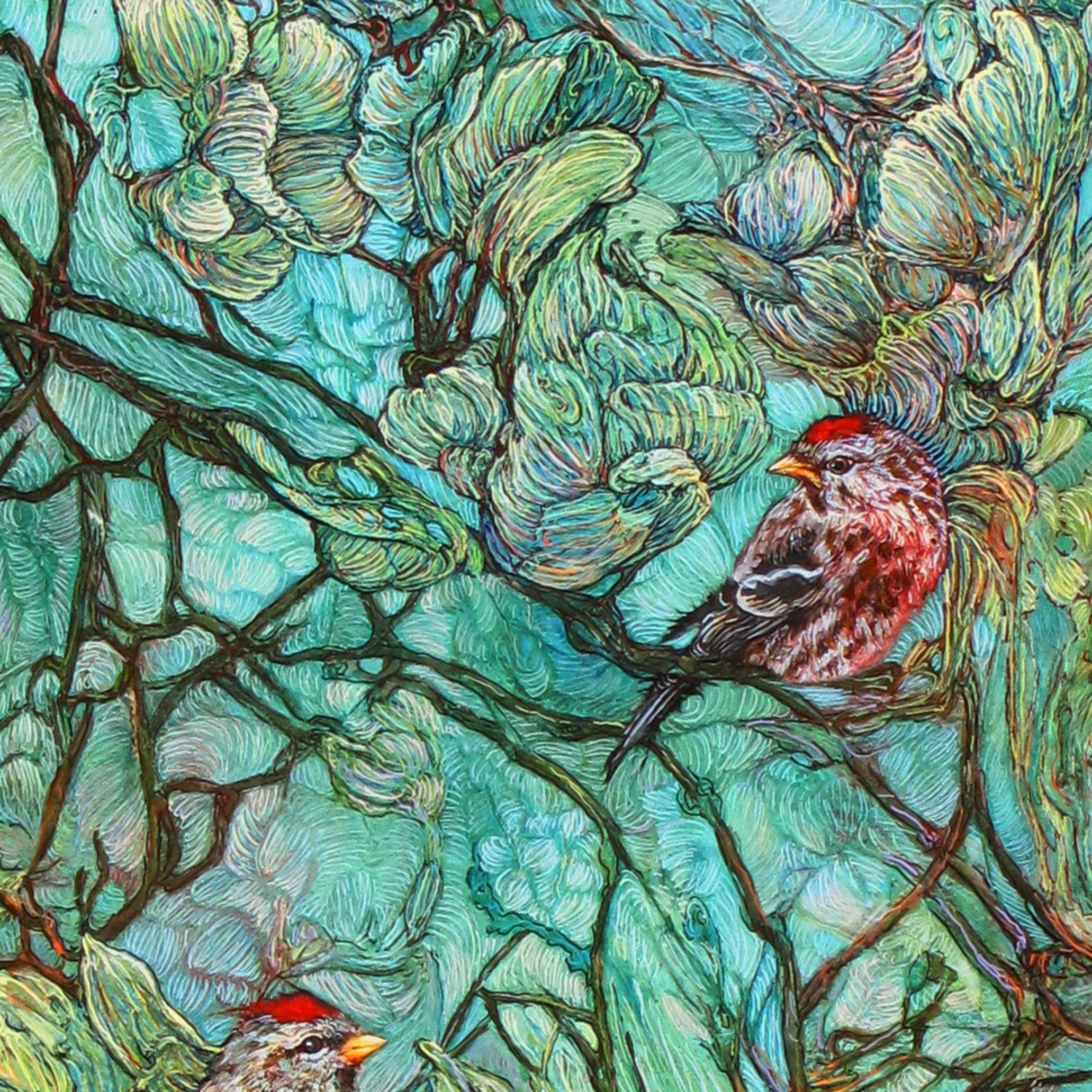Aquamarine labyrinth copy k83h0n