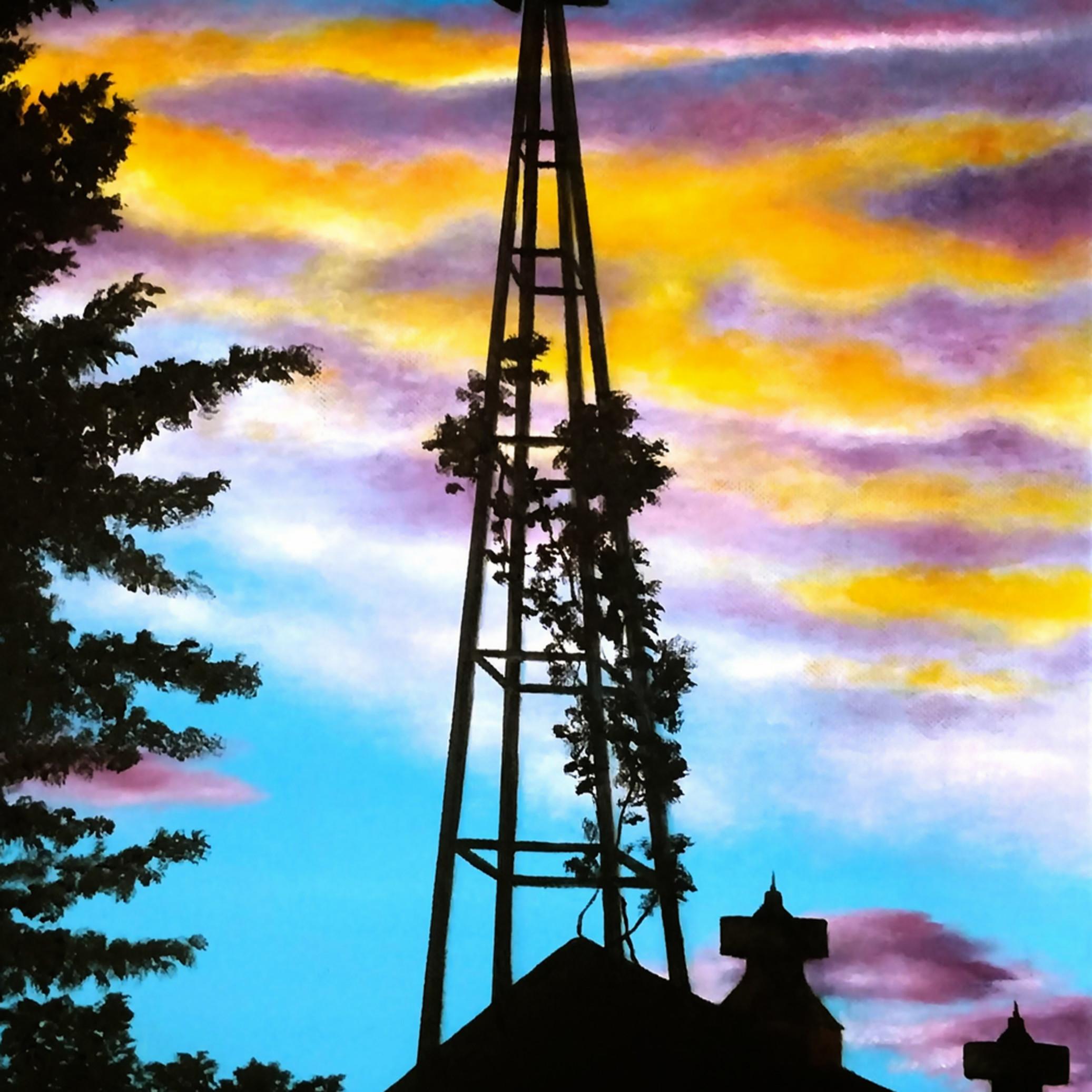 Iowa sunset csd1uc