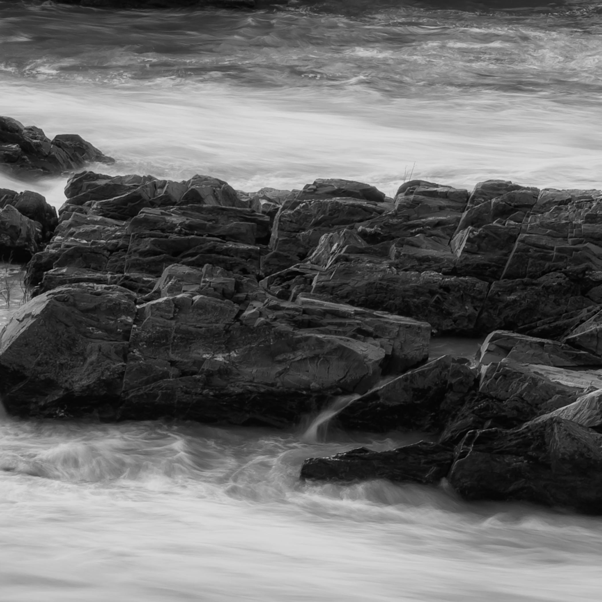 Alone among the rapids exkxgc