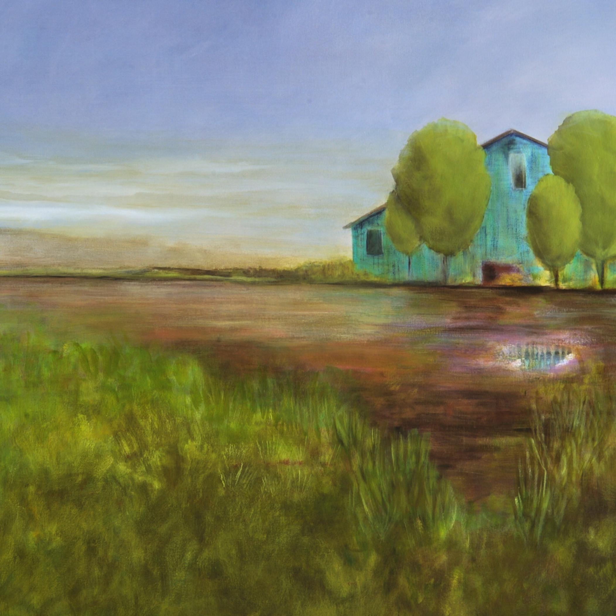 Blue barn sqiv60