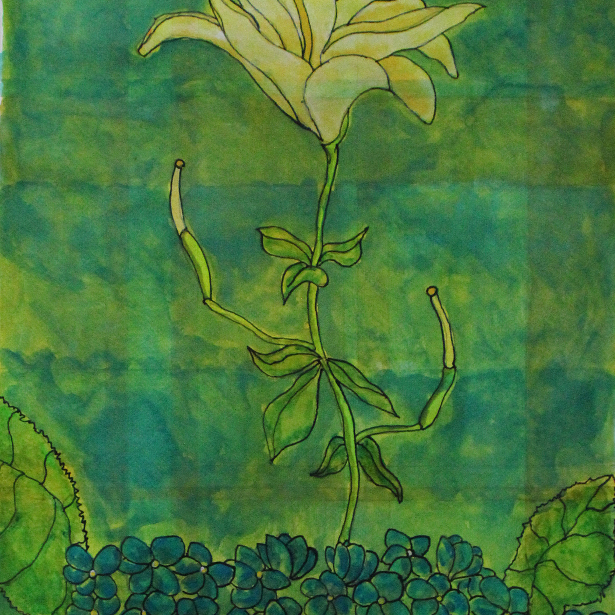 A flower standing alone 18x24  print crop img 9378 nifths