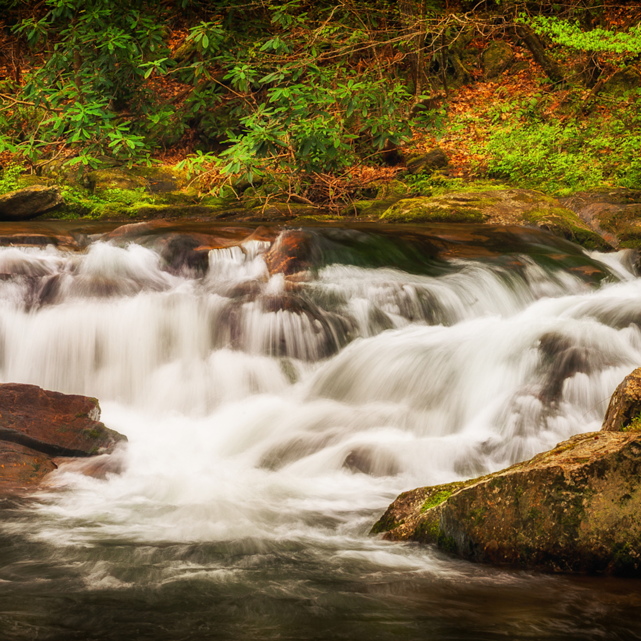 Smoky mountain cascade cuda op9rr7