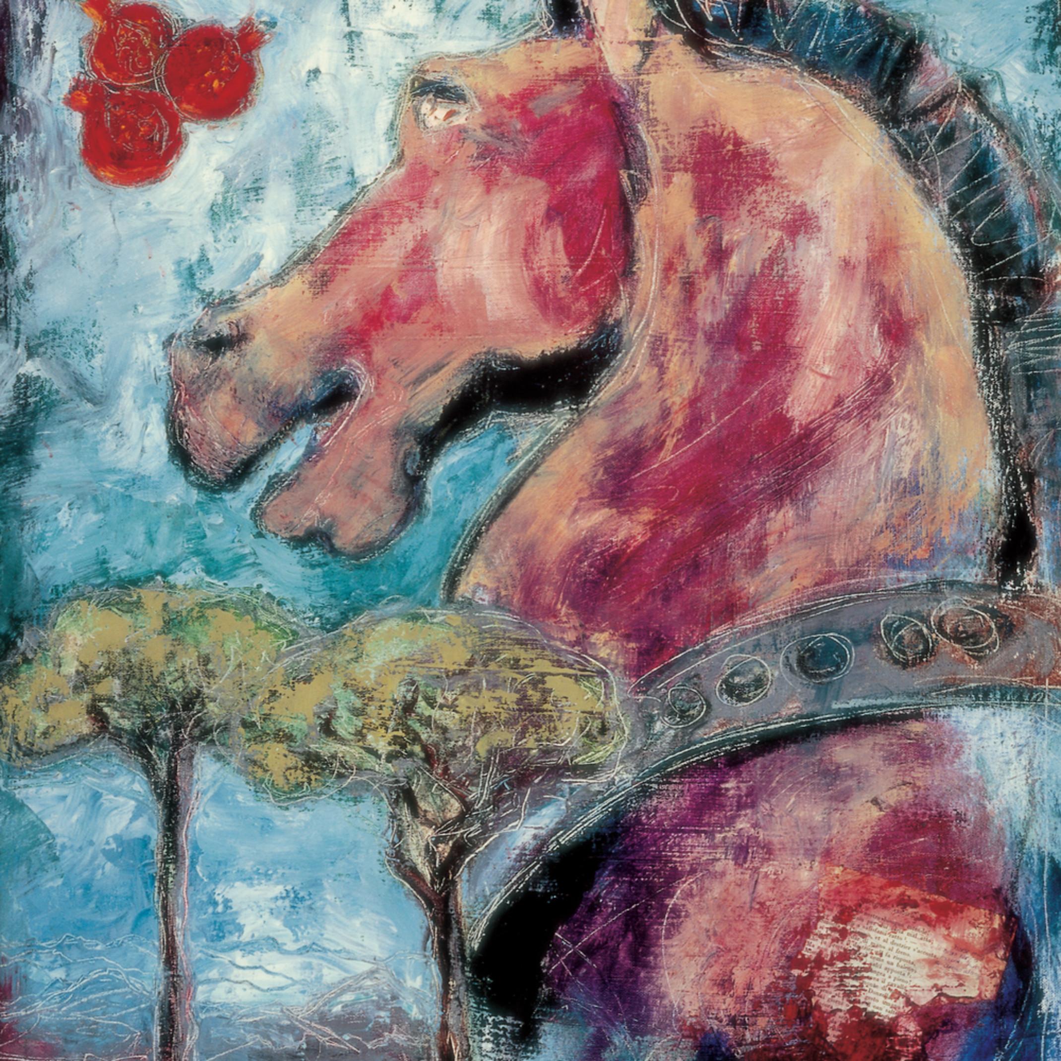 Venetian horse1 wjgbzr
