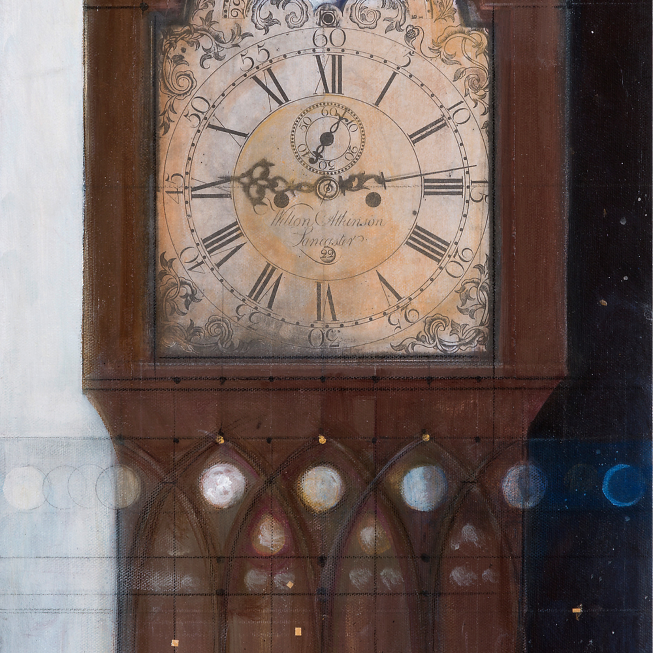 Timepiecenightday uhjpxy