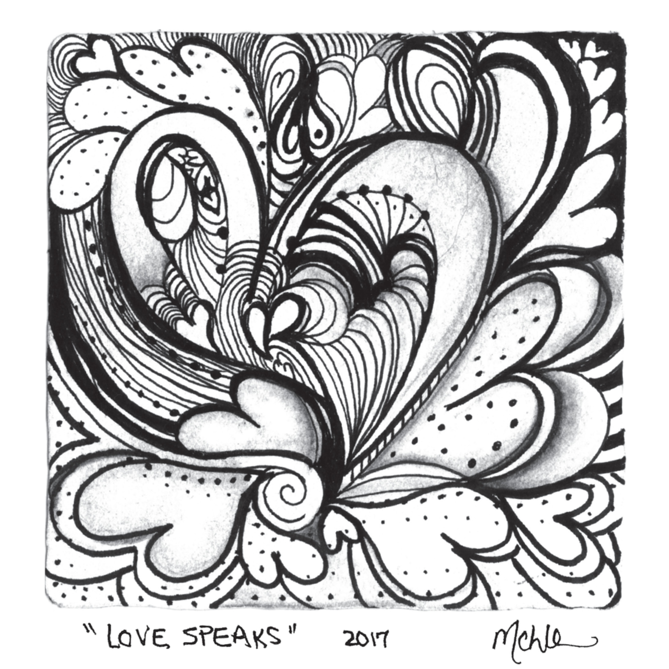 Love speaks ppdlej