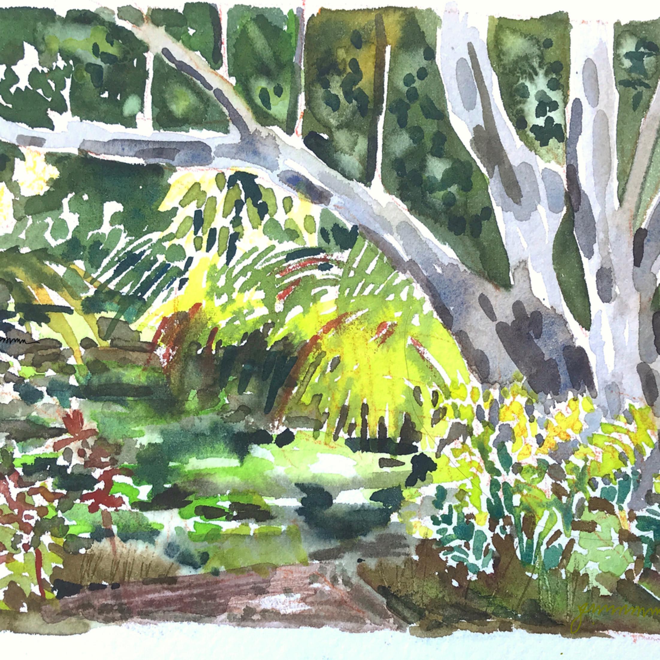 Solitude at the garden jmmason sig lg tfzkt2