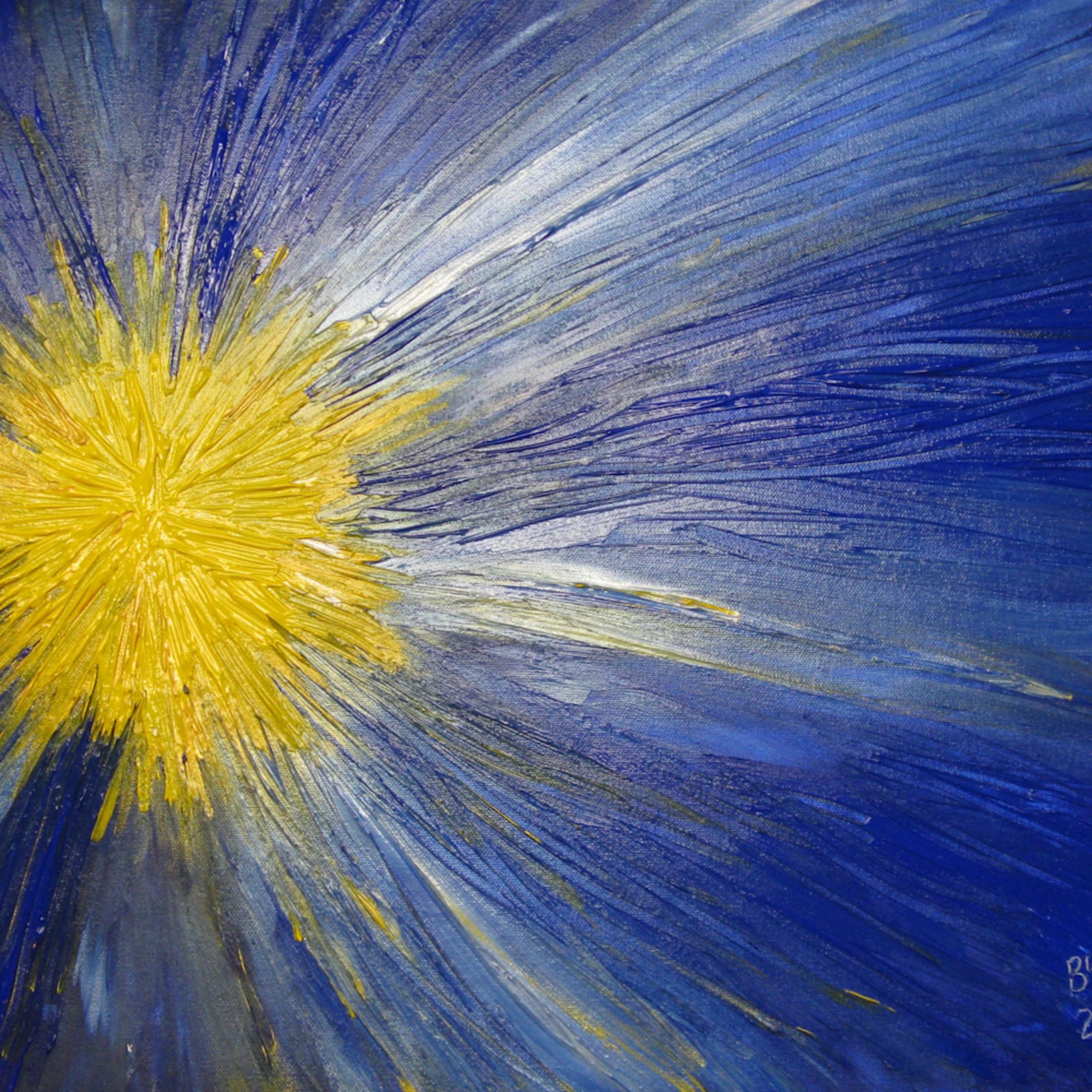 Dandelion explosion ub5sjn