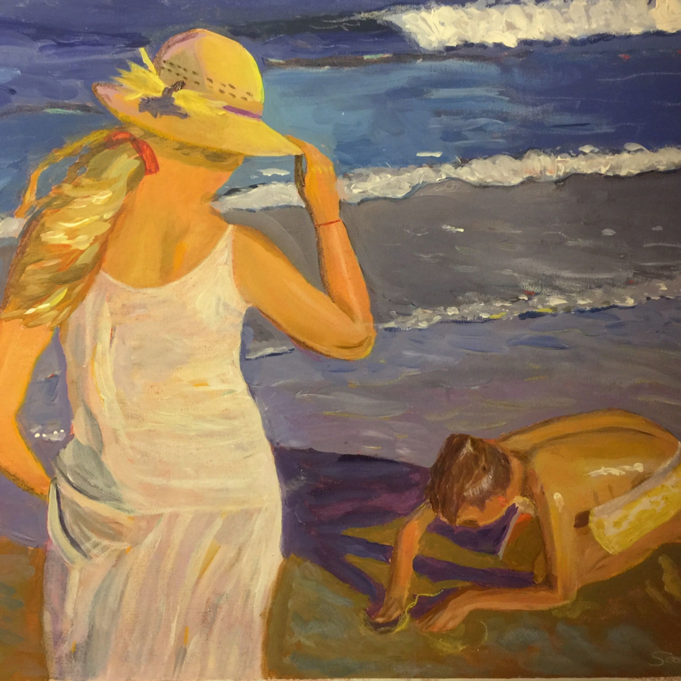 Homage to sorolla tiowj8
