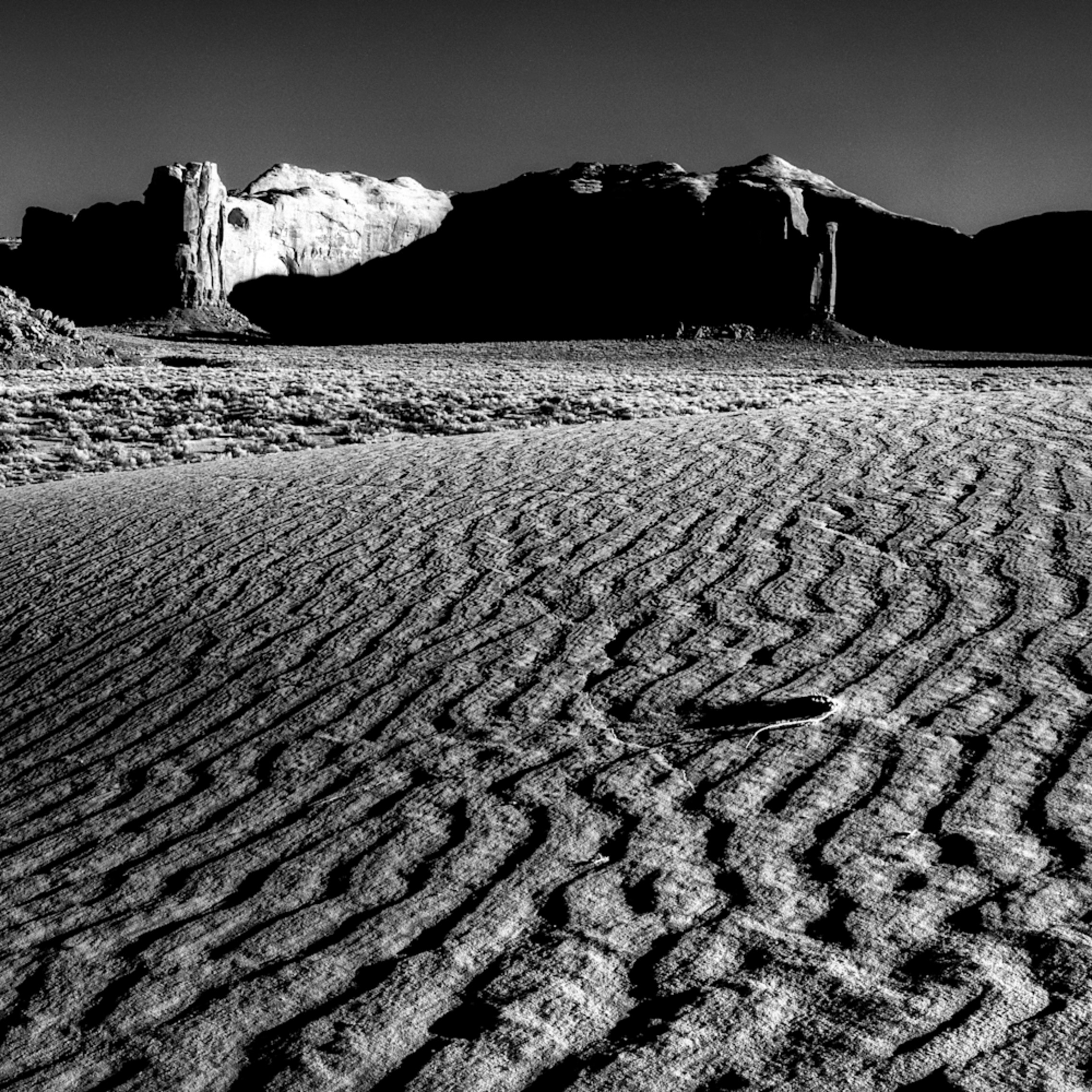 Monument valley infrared az nwadjf