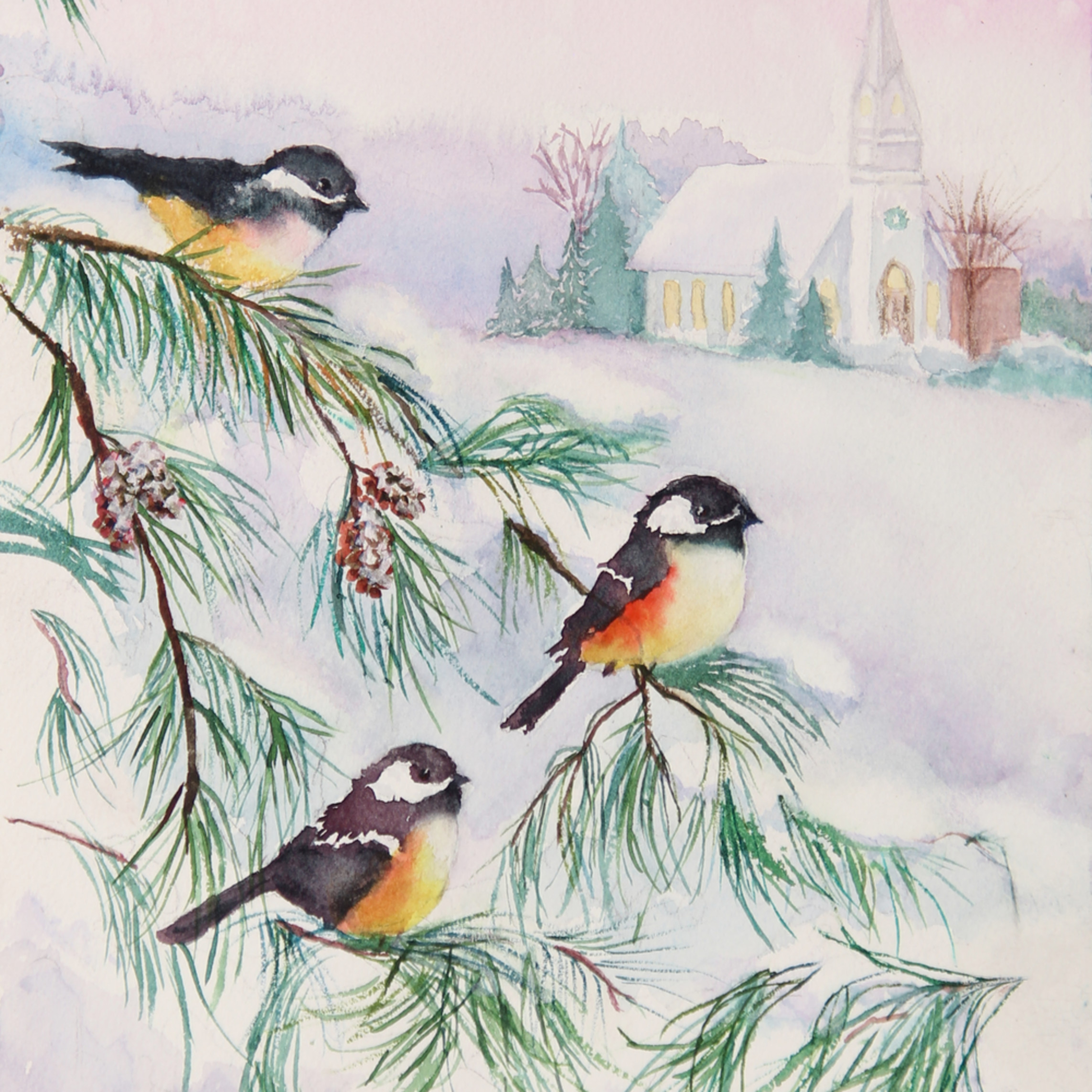 Chilly chickadees pogwn5