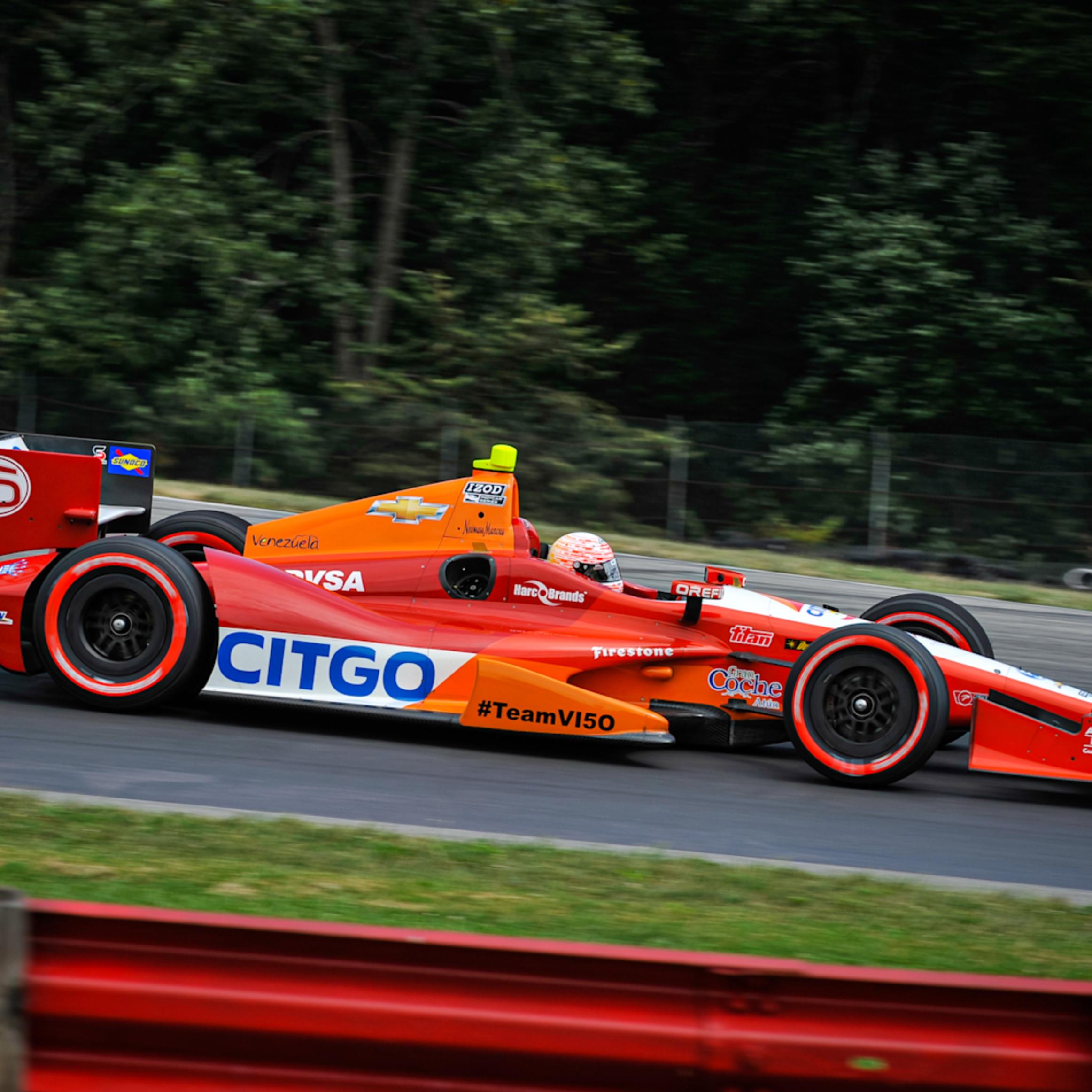 Citgo formula 1 car achfeg
