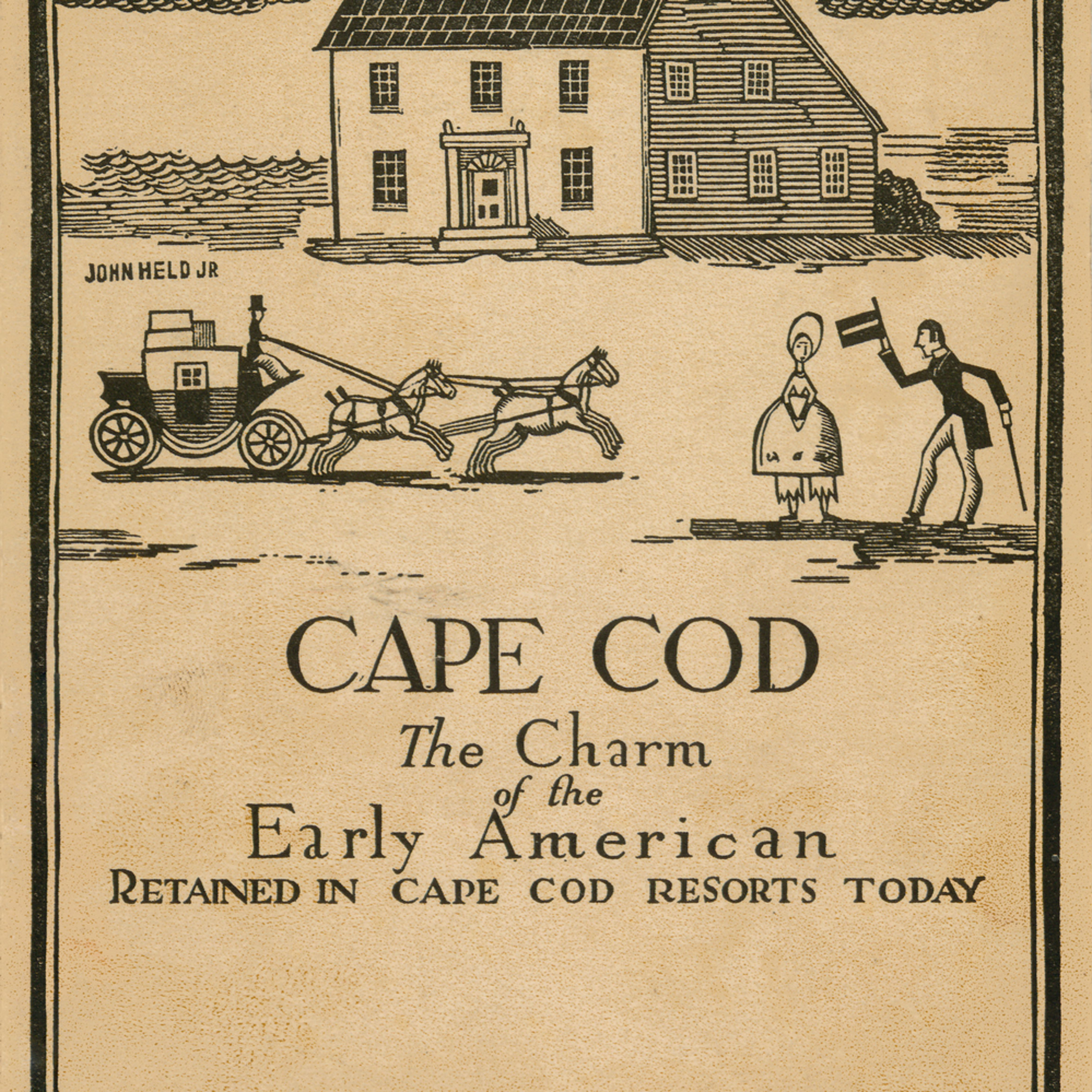 004 p cape cod the cham1927 15.5x23.5 28 io8snm