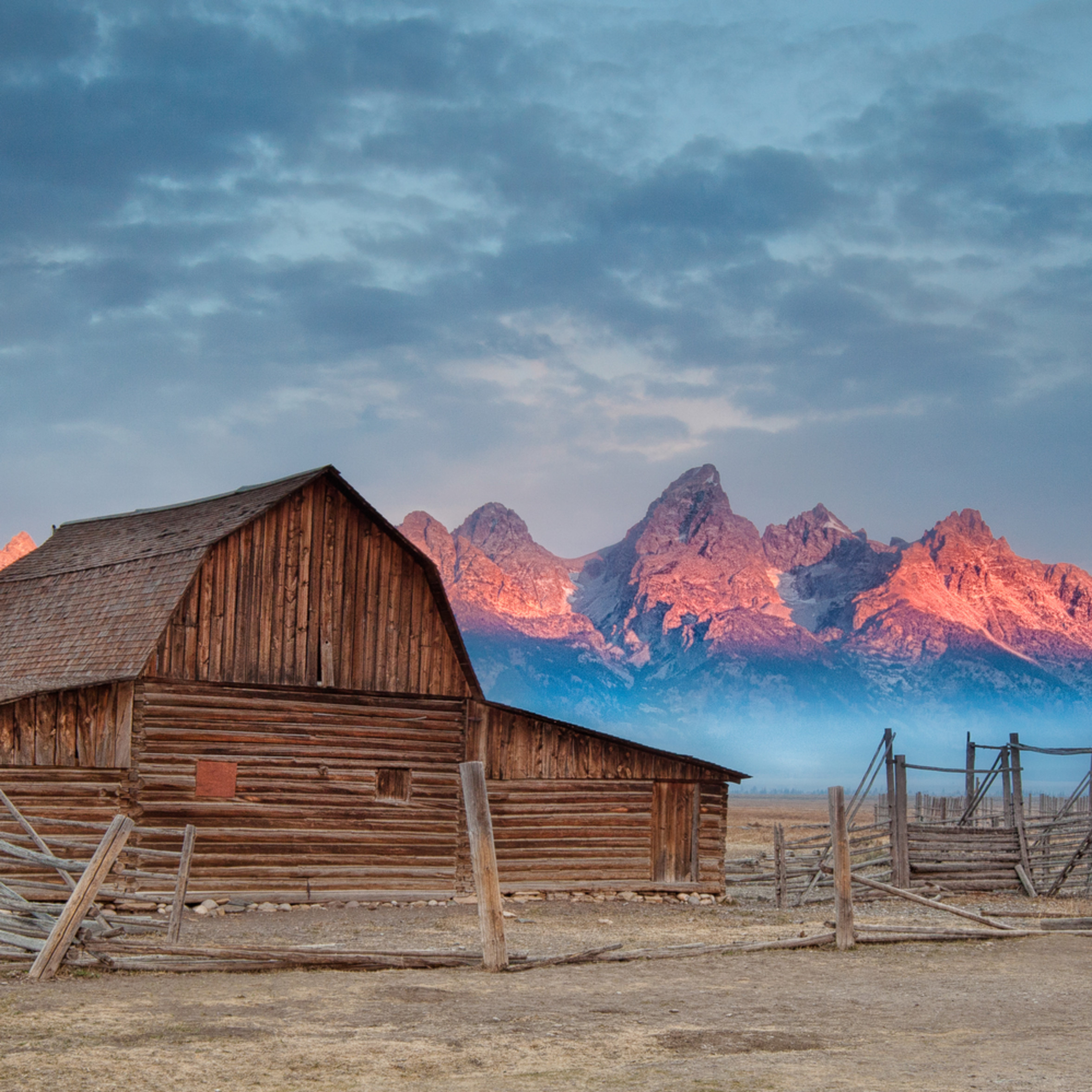 Mormon row sunrise2 wcc52k