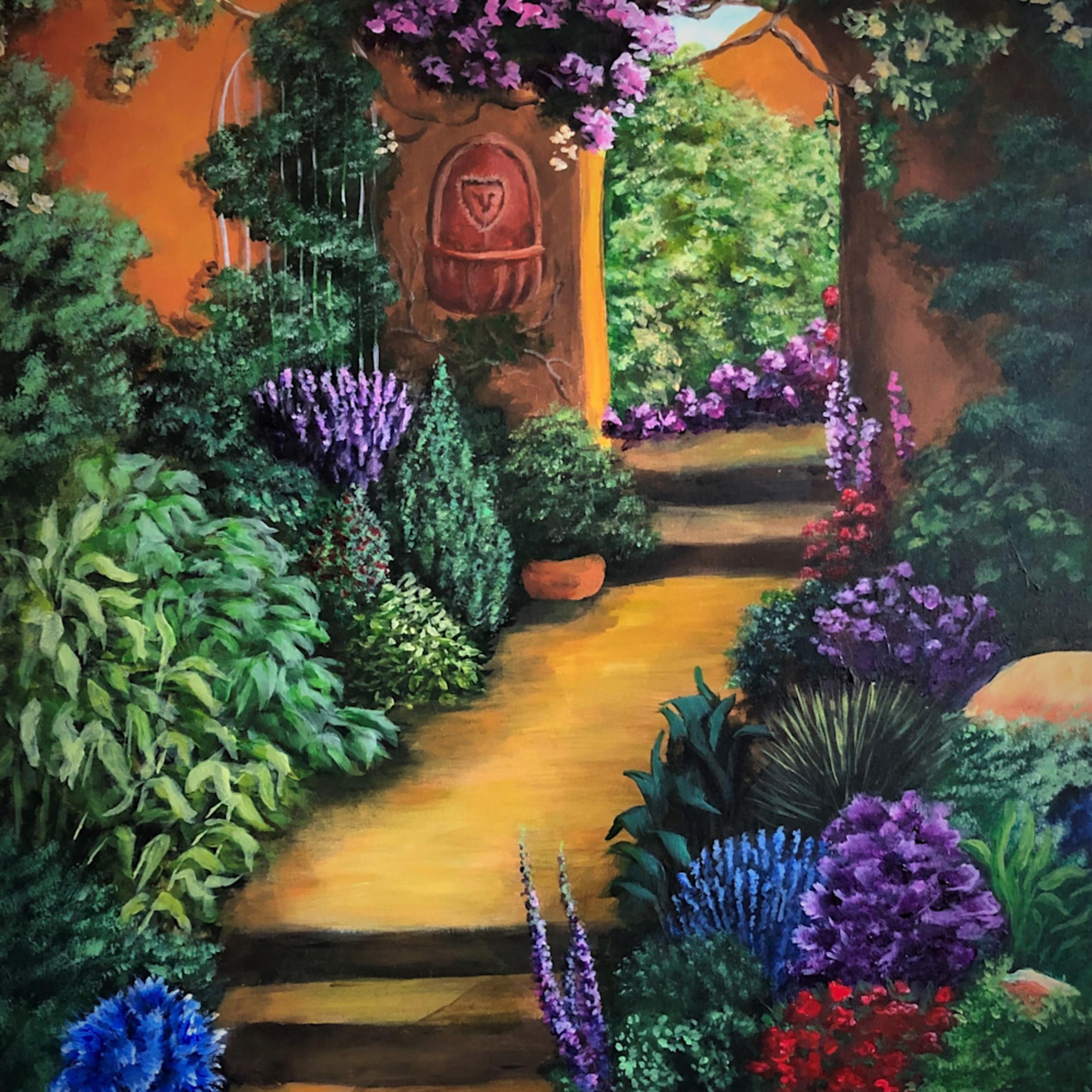 Hidden garden peik5j