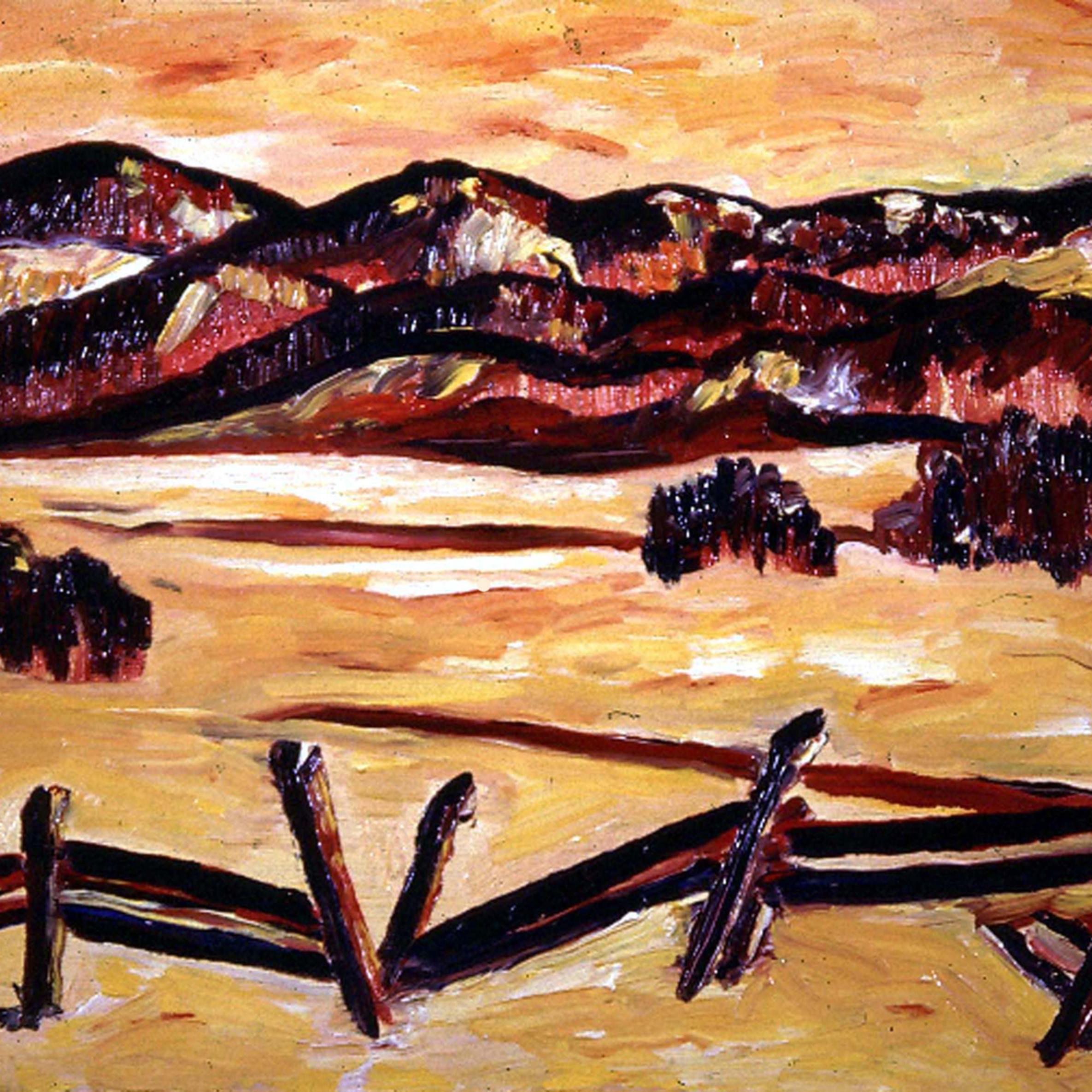 Snow   oil on canvas   8 22 x 10 22 gv9adp