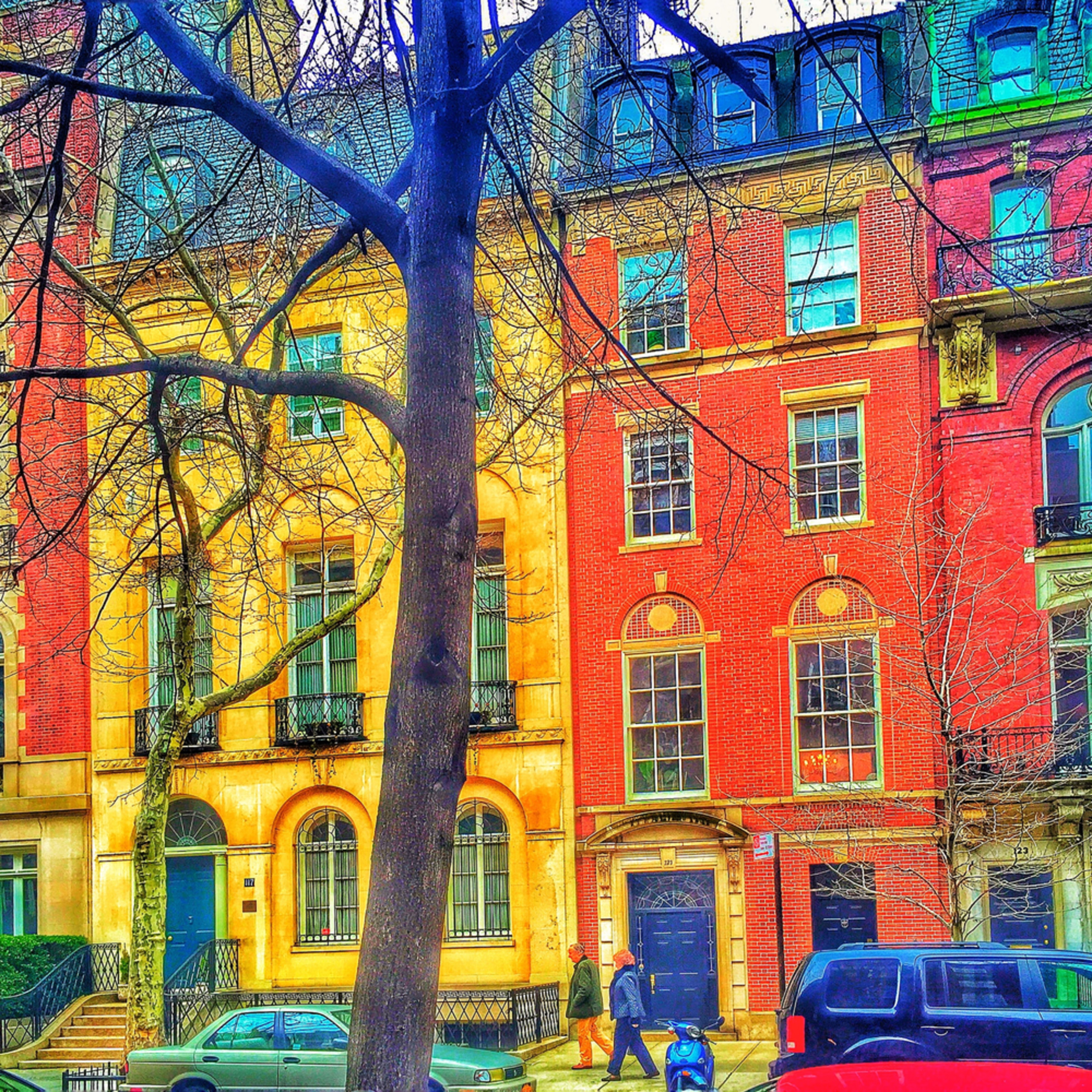 Townhouses on east 70th street tumyyb