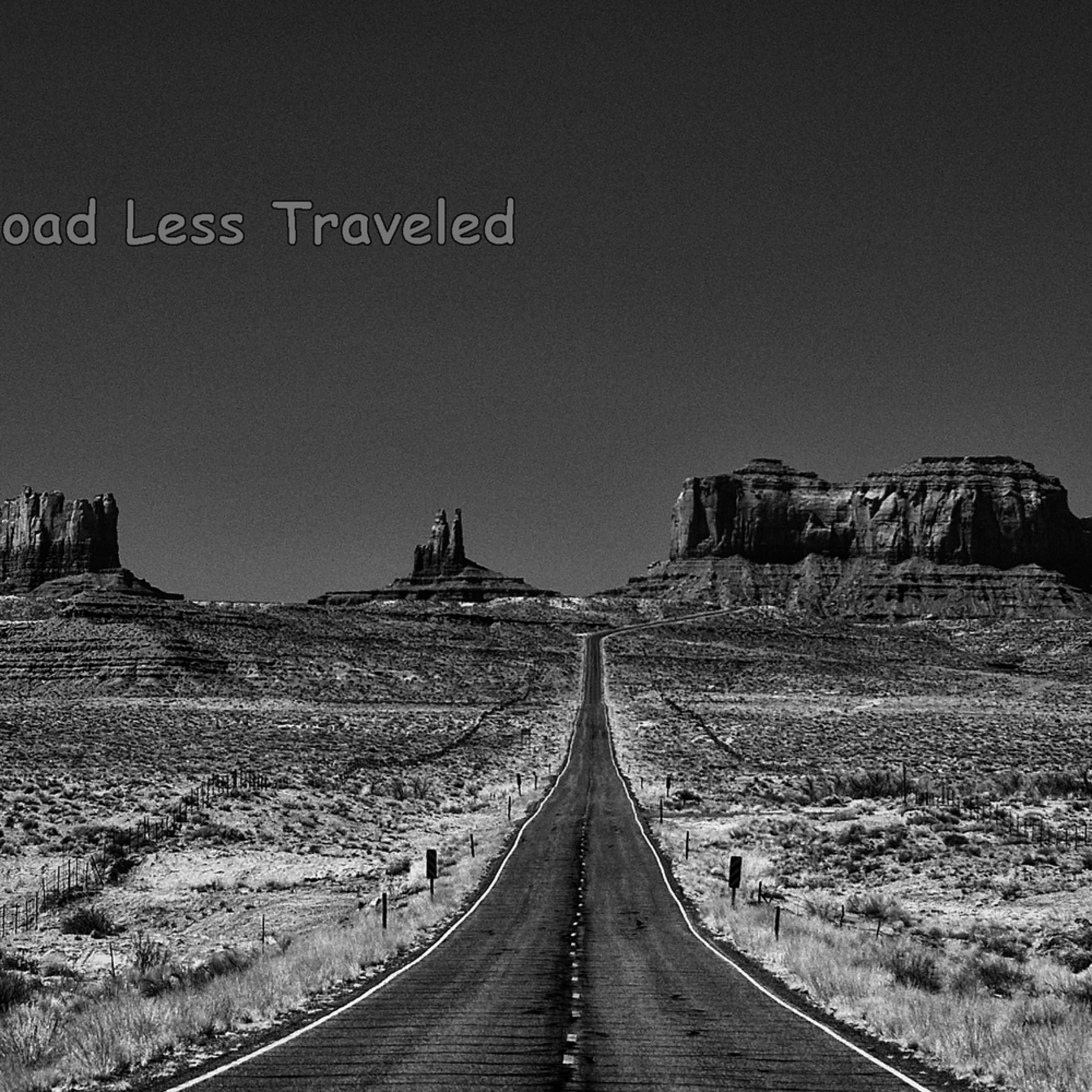 Take the road less traveled kljha8