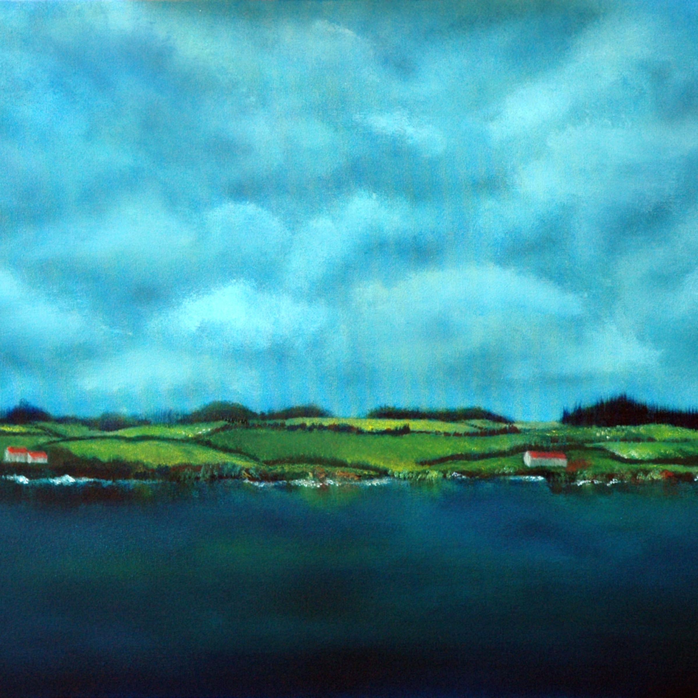 Leith scotland   oil on canvas   24 22 x 30 22 naz0c2