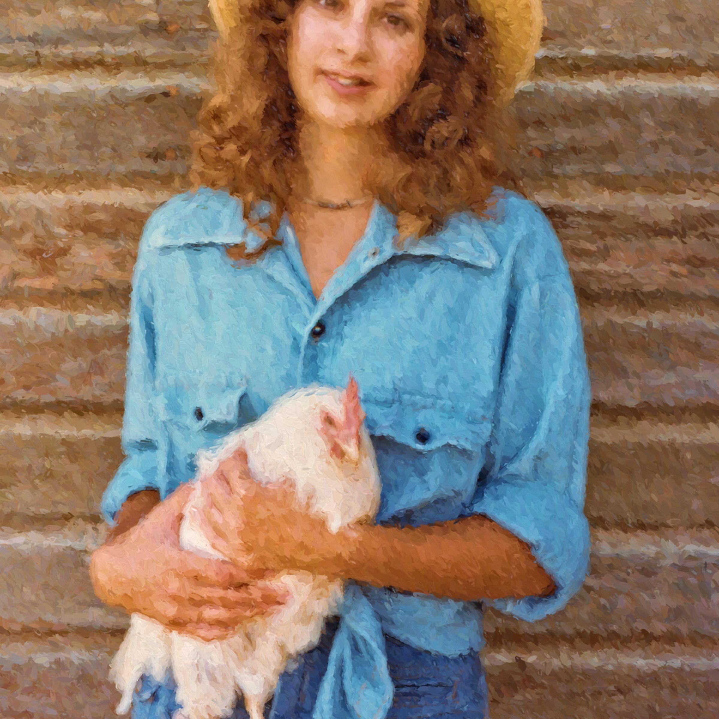 Chicken hefxii