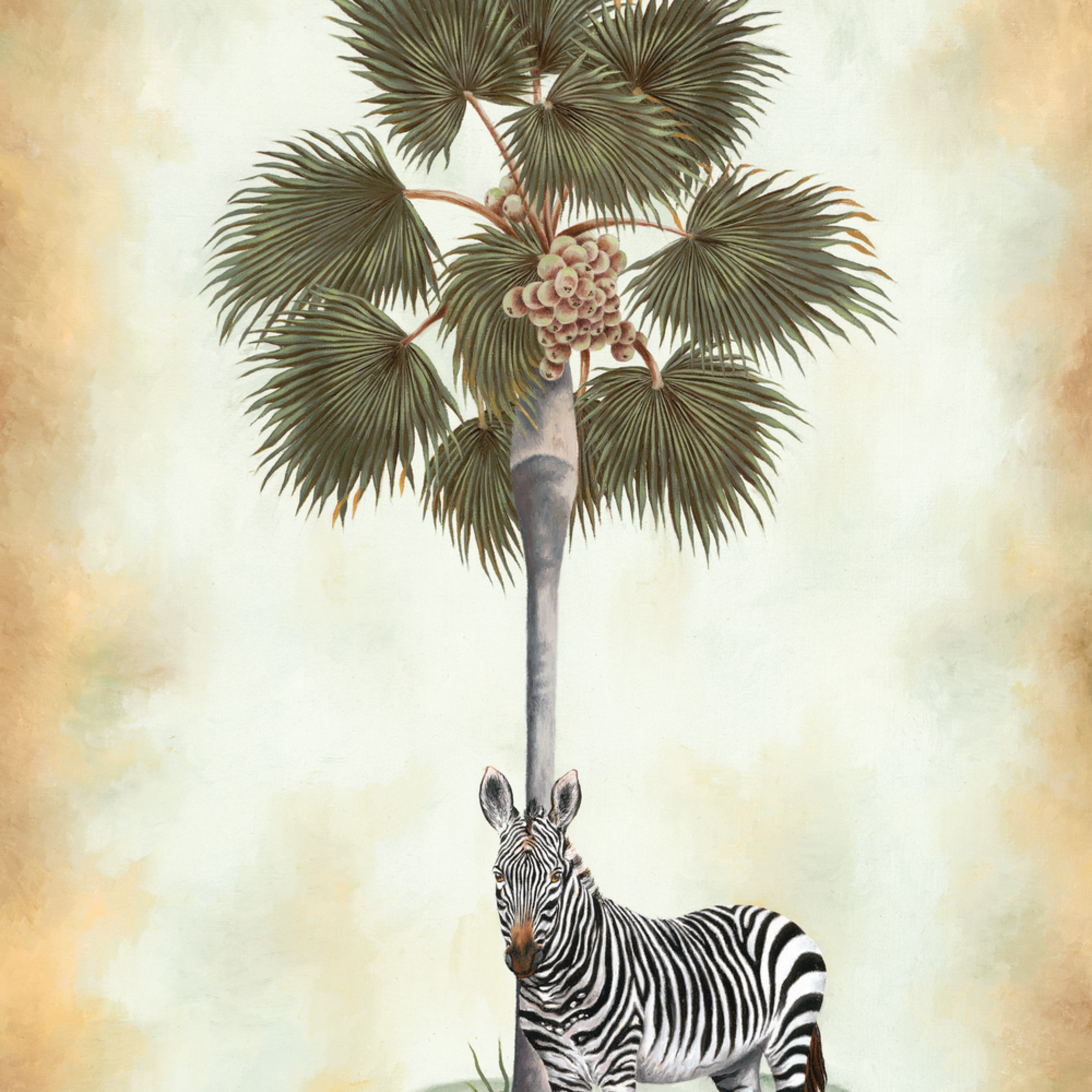 Zebra palm.rgbforasfprint mbqopu
