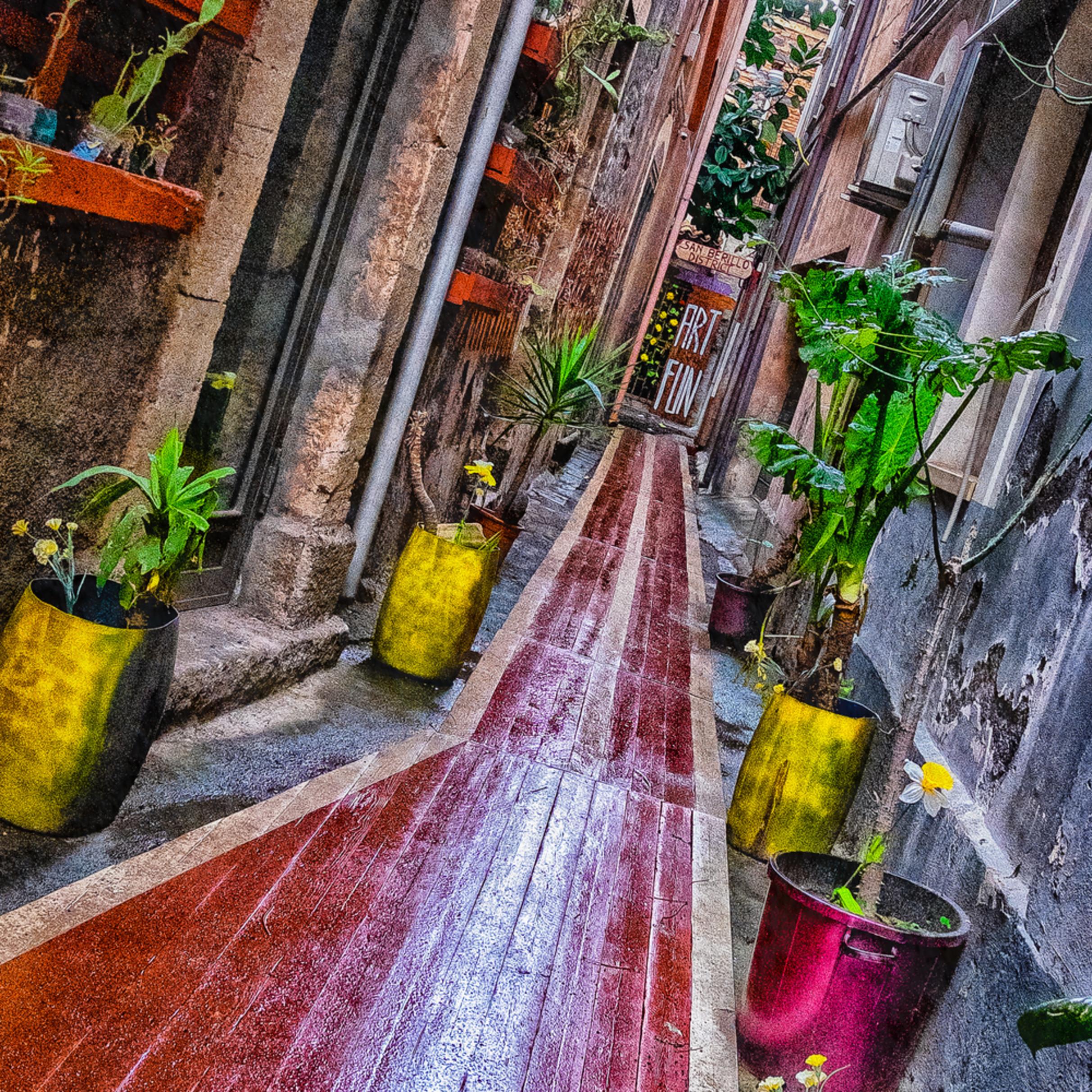 Catania alley 2 t5k3vs