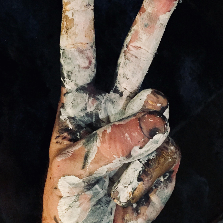 Peace paint oaj17e