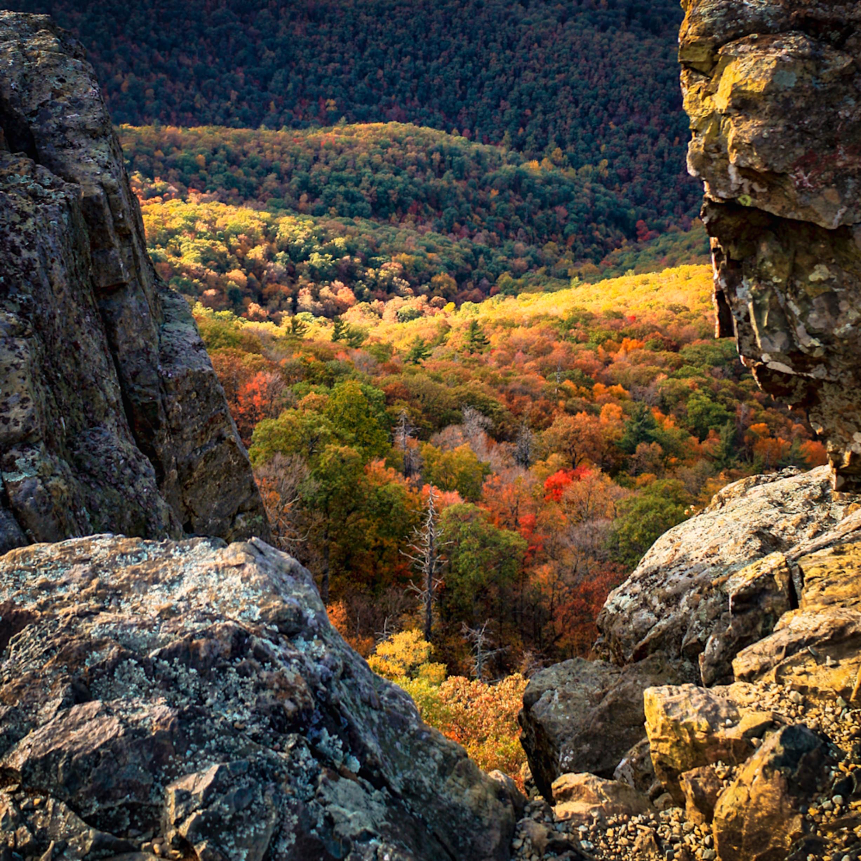 Rock window to autumn t7gest
