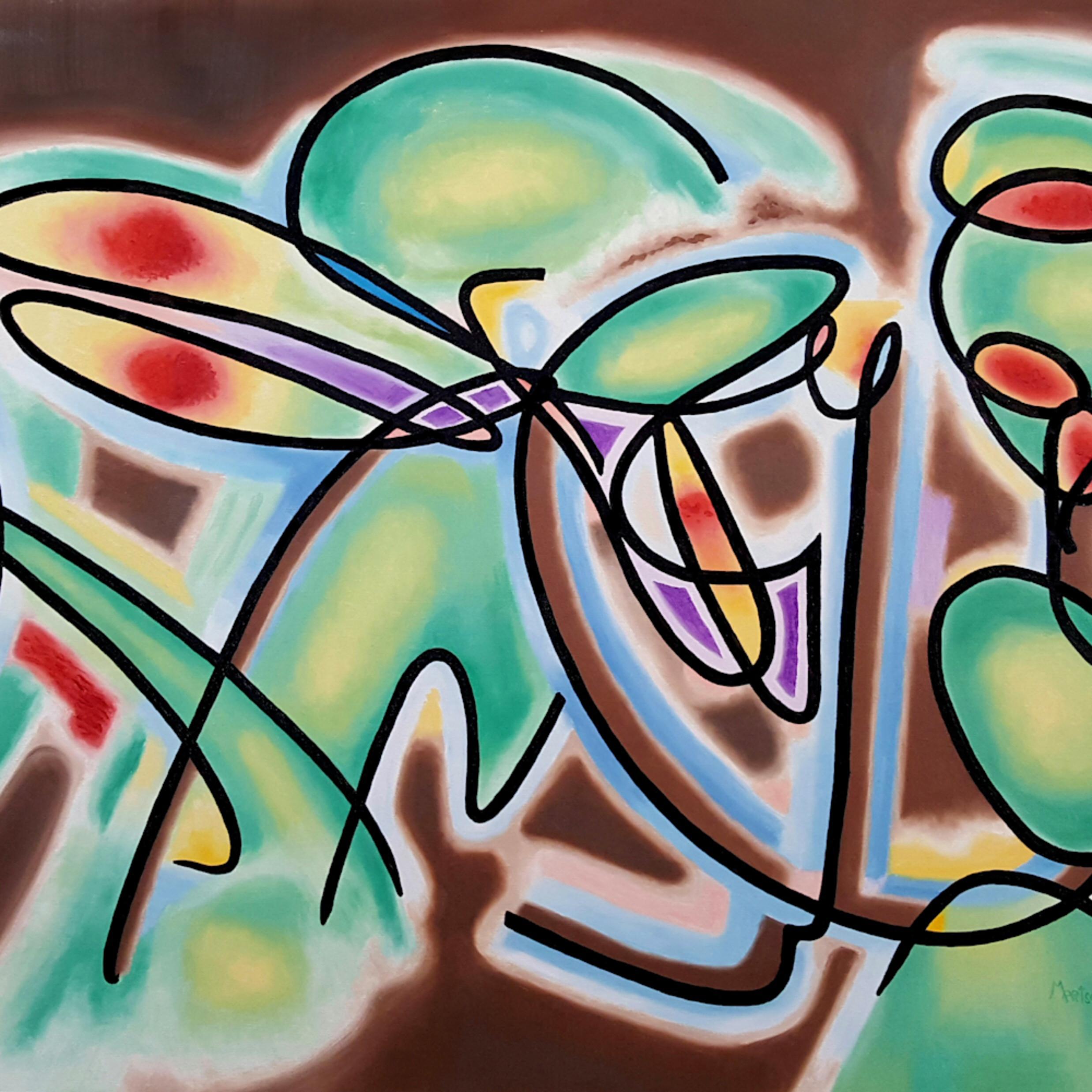Dance 22 homage to frank stella etv7j1