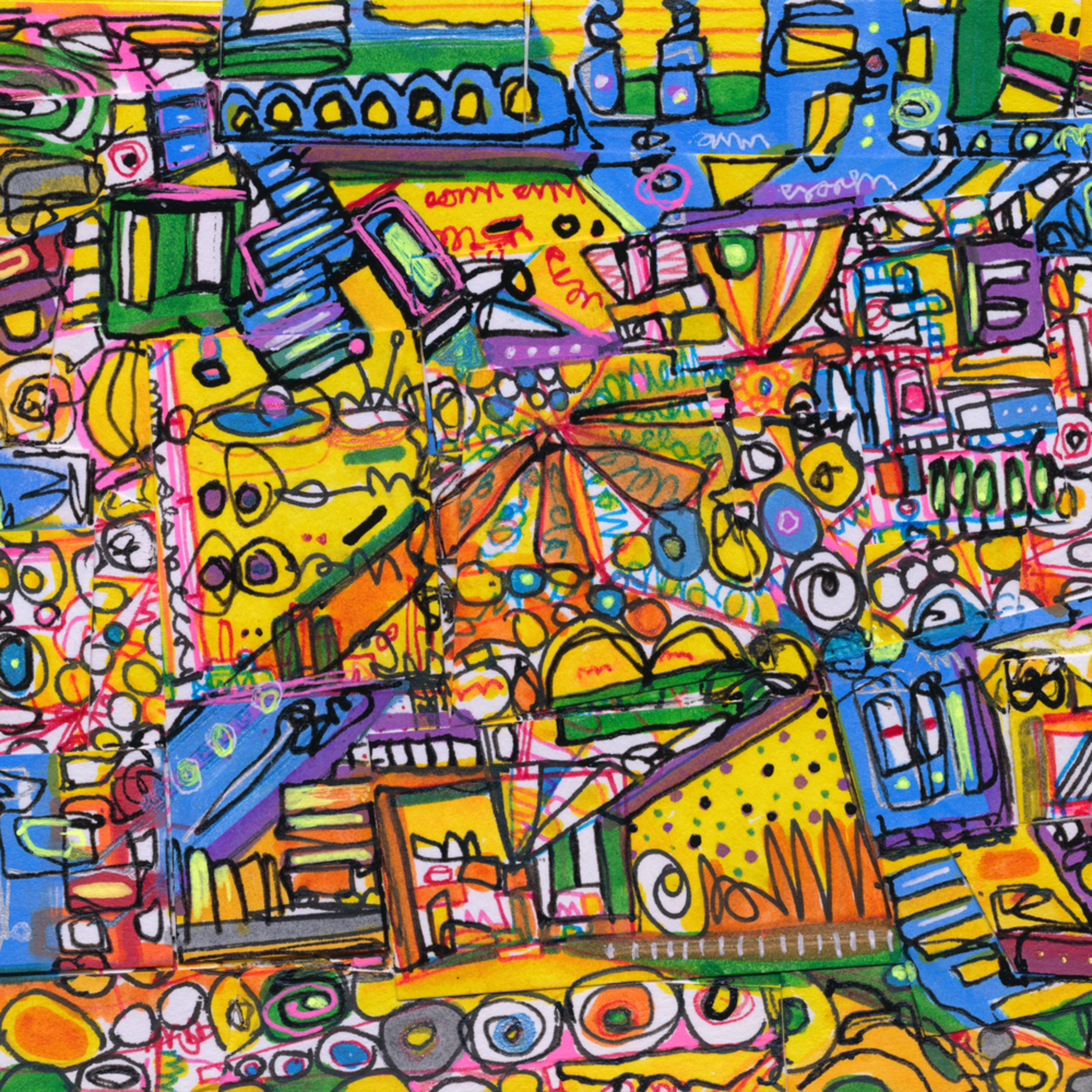 Art world abstract painting joseph meloy wet paint nyc chtz6q