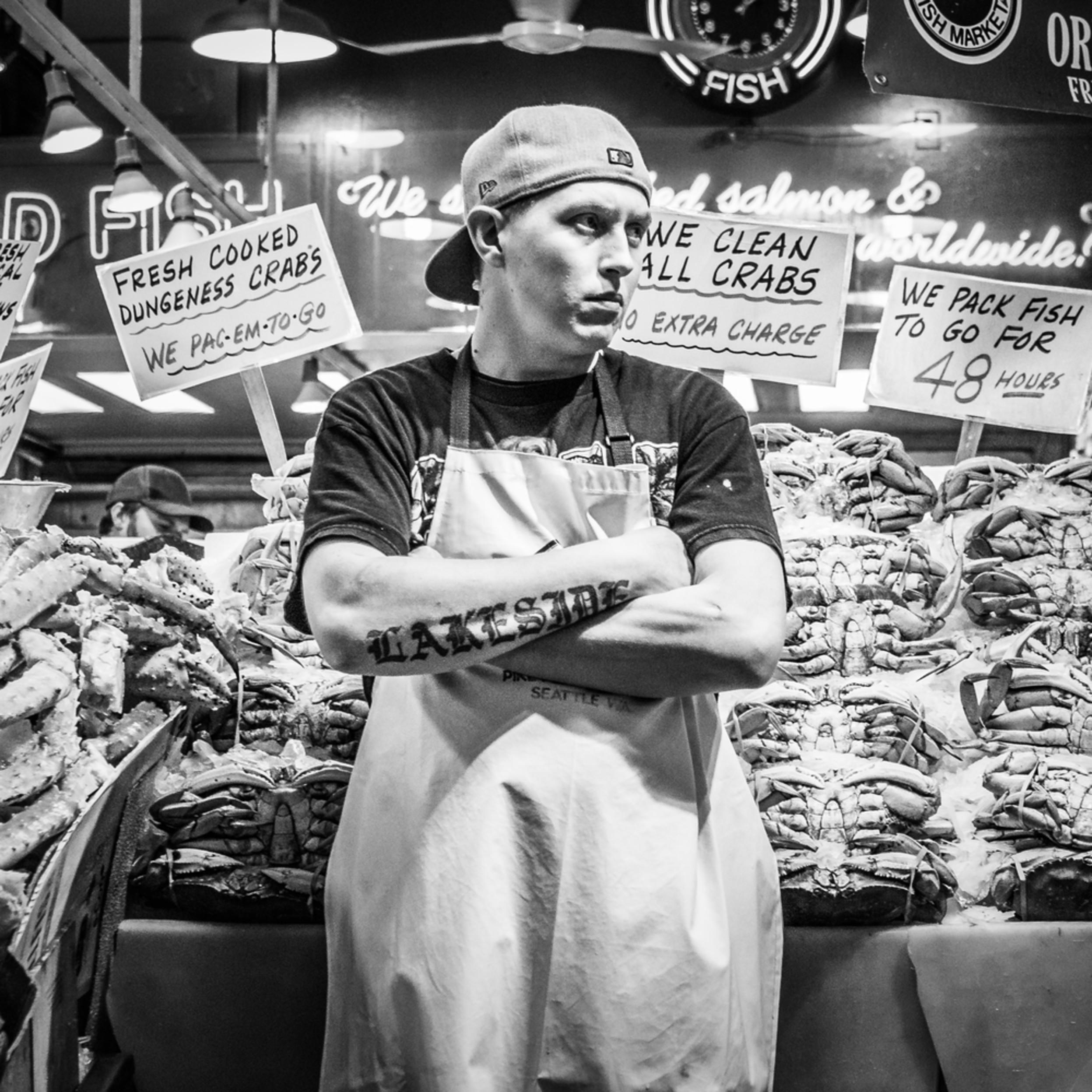 Fishmonger dcrvd2