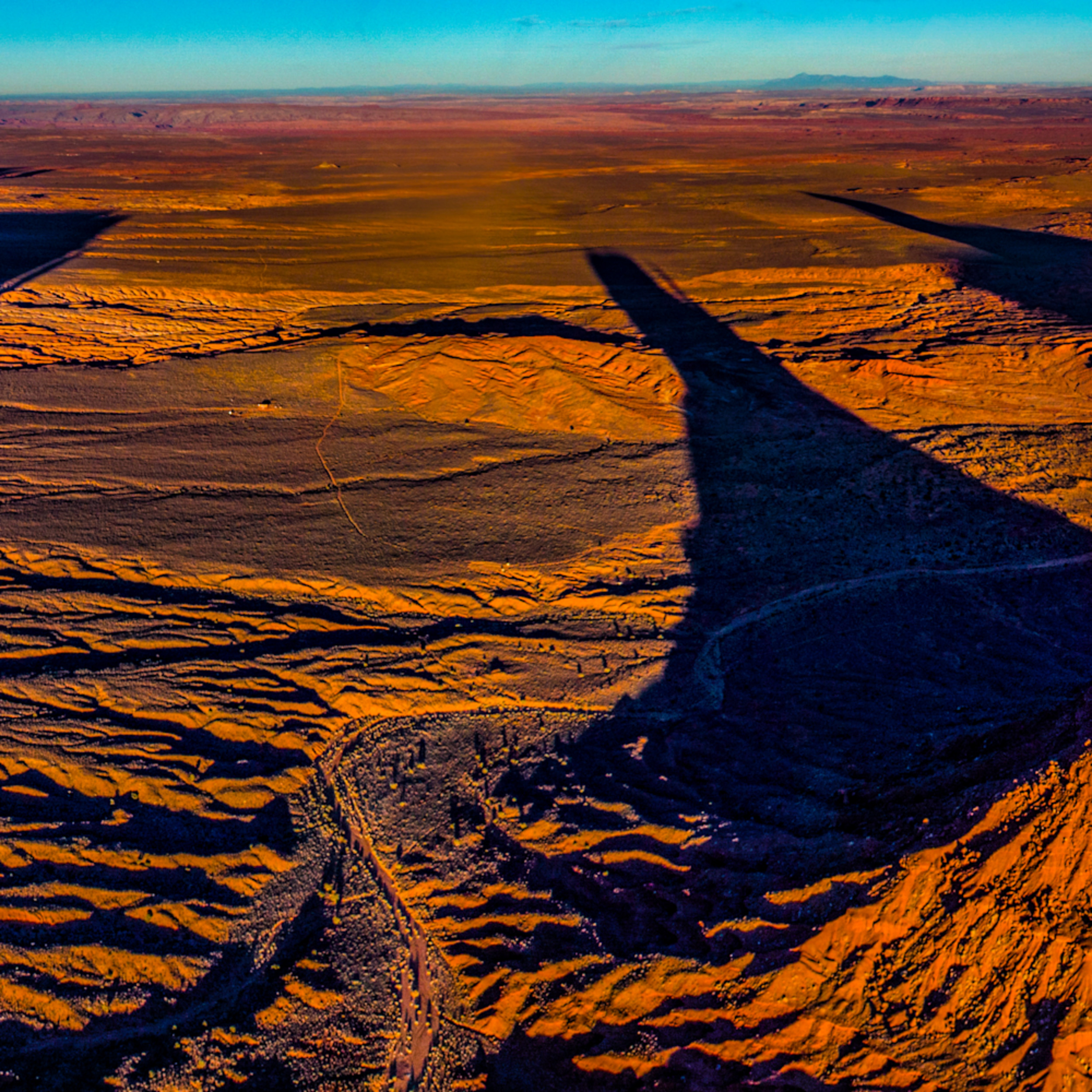 Monument valley aerial panoramic gkulug