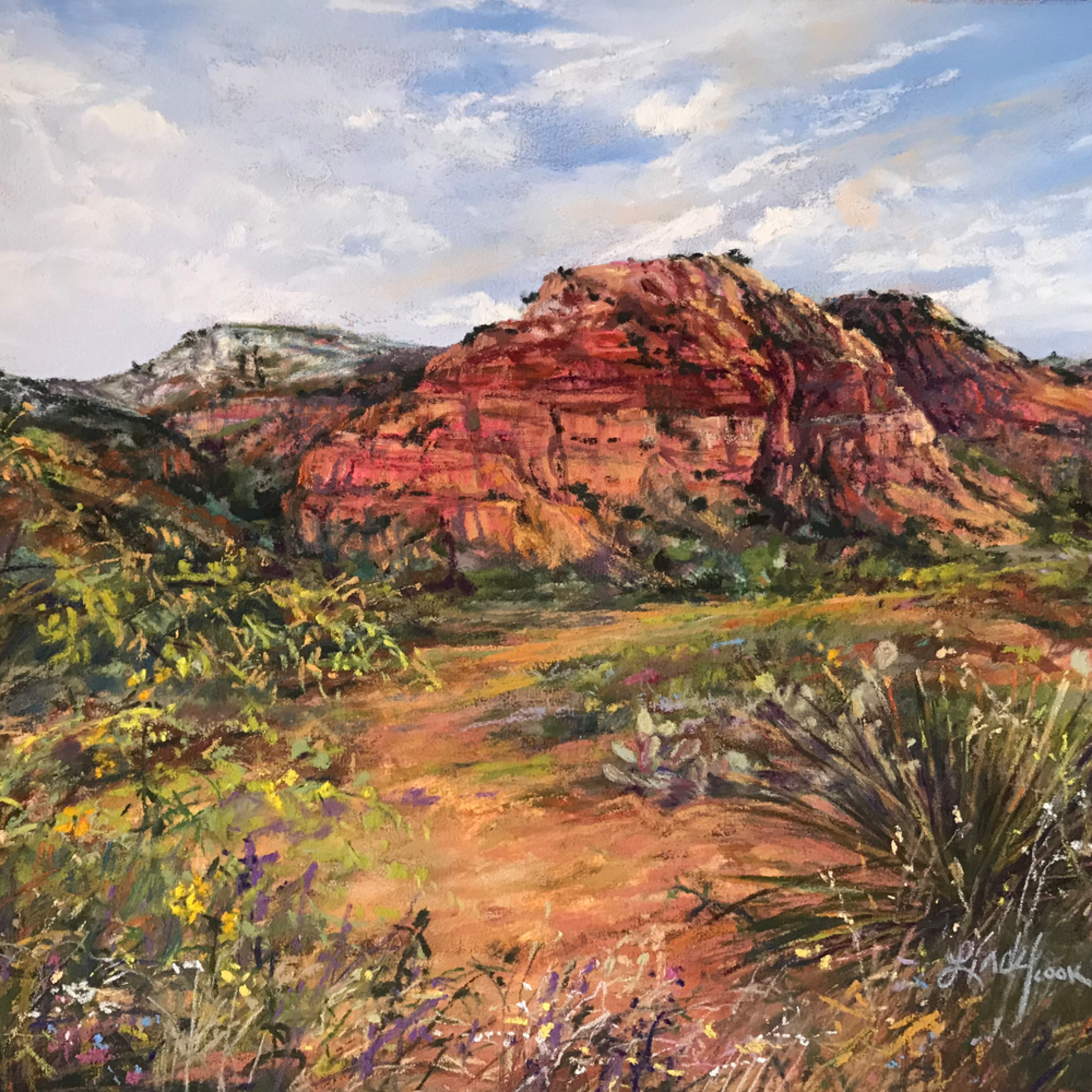 14h18 canyons are calling 8inx10in pastel lindy cook severns copy ytwmqv