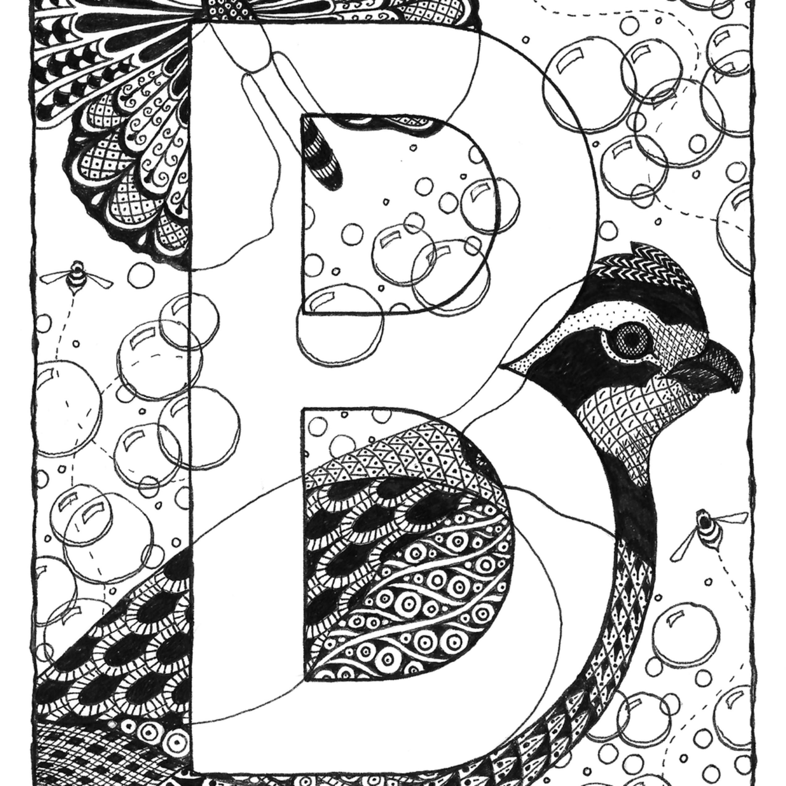 Alphabet  b v0gst4