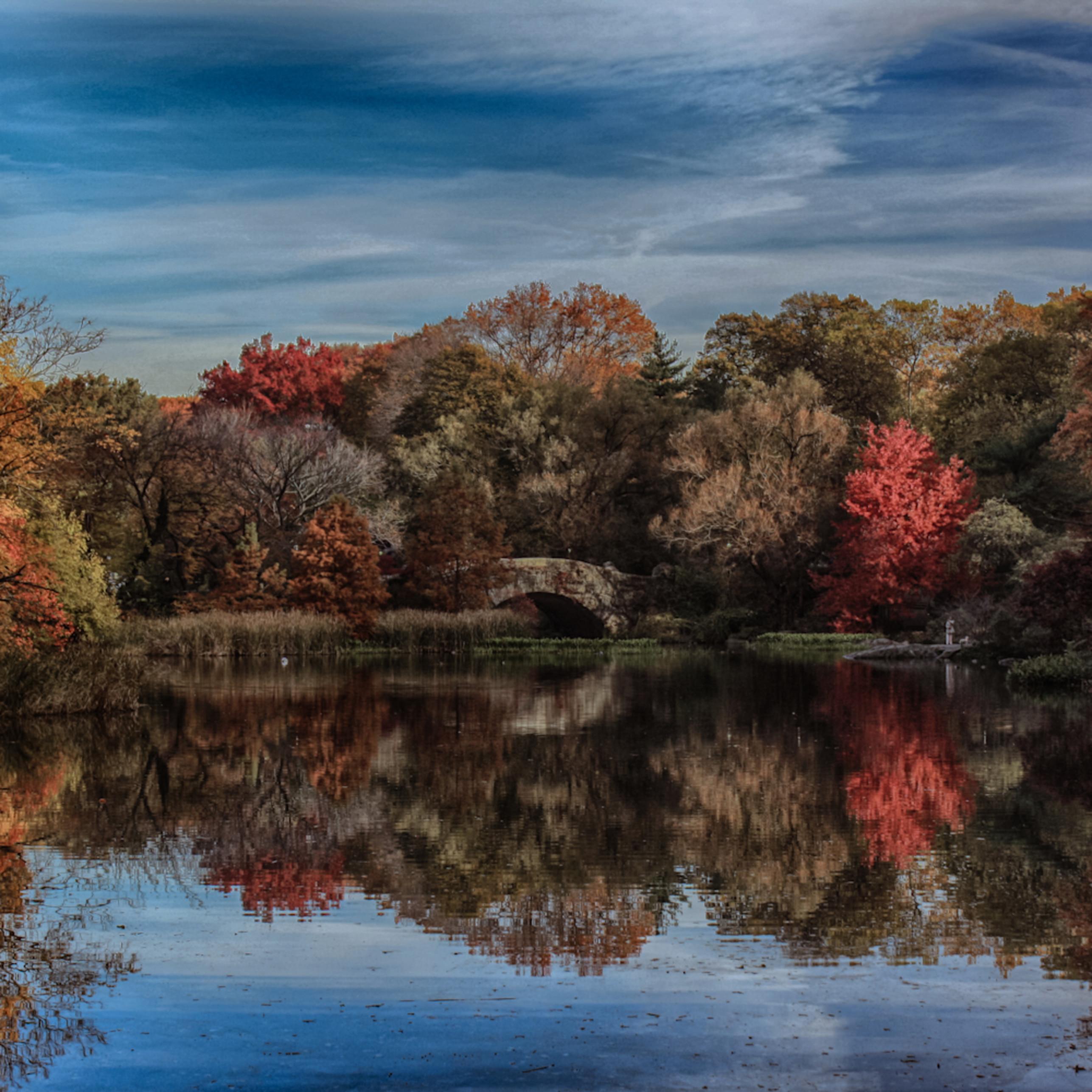 Autumn at the gapstow bridge ngmdhn
