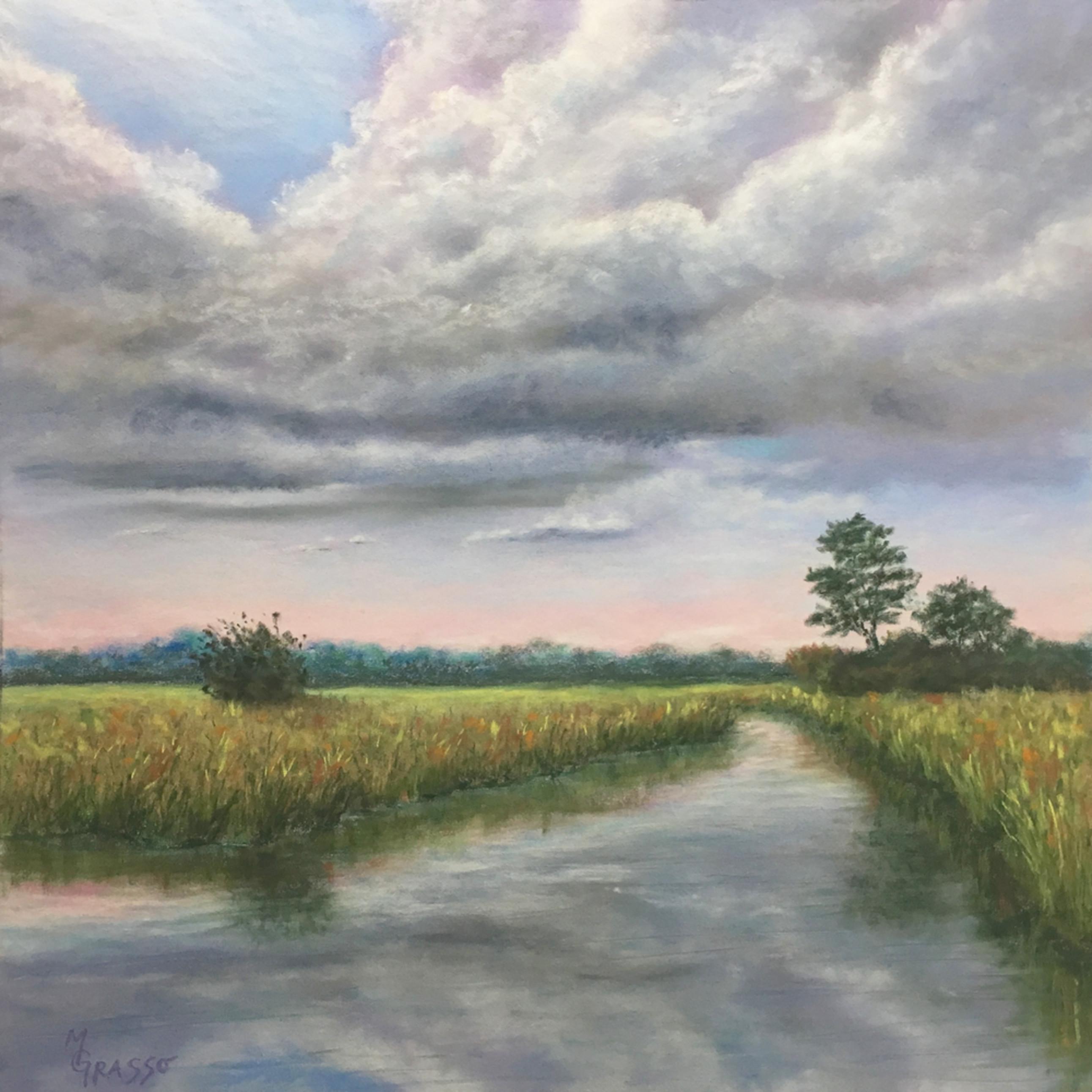 Marsh reflections bv0kkn