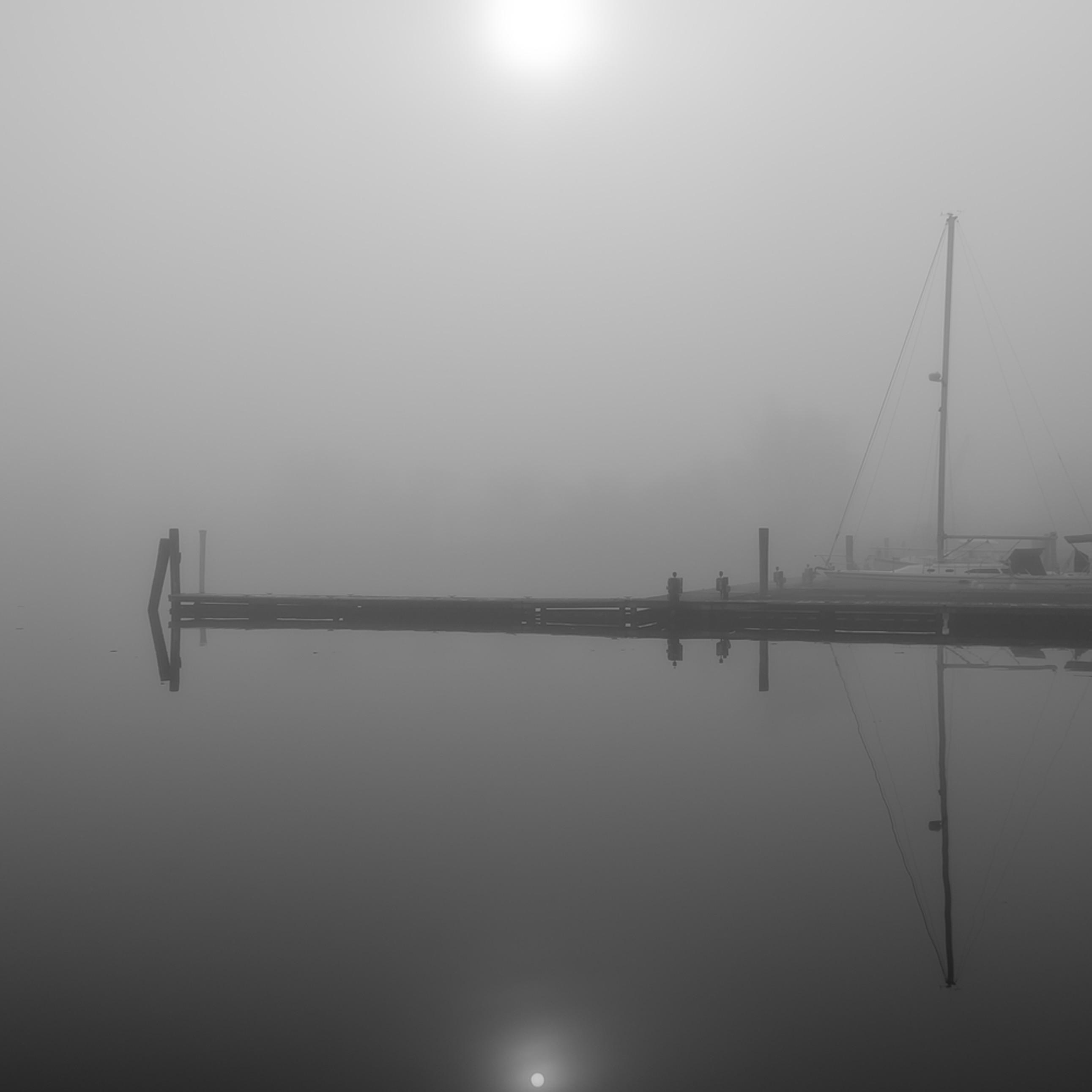 Essex morning sun fog t8kmej