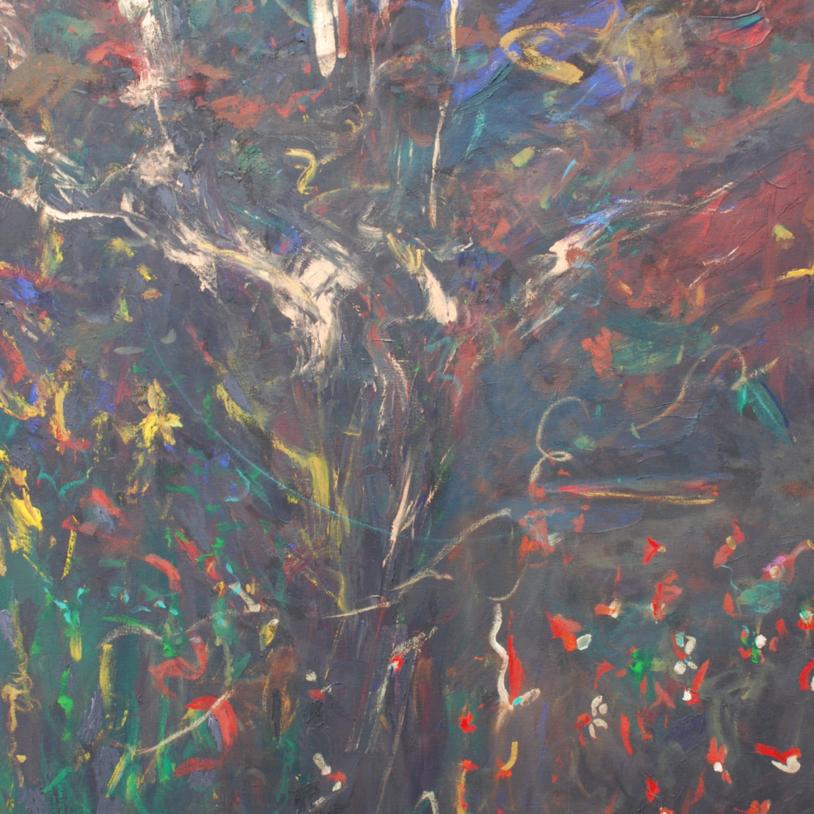 Mardi gras 48x72 acrylic on canvas vhwvm3