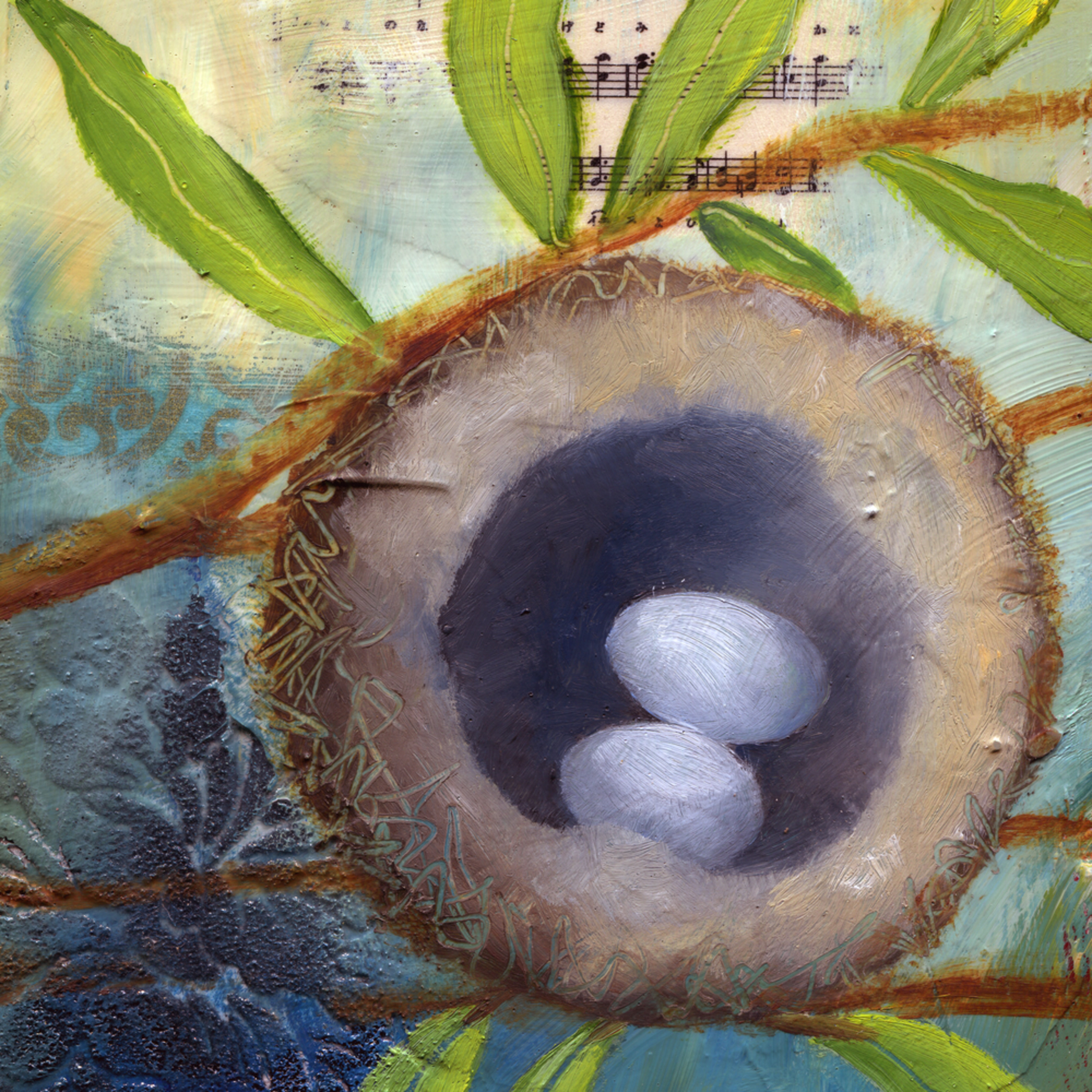 Nest vaxwan