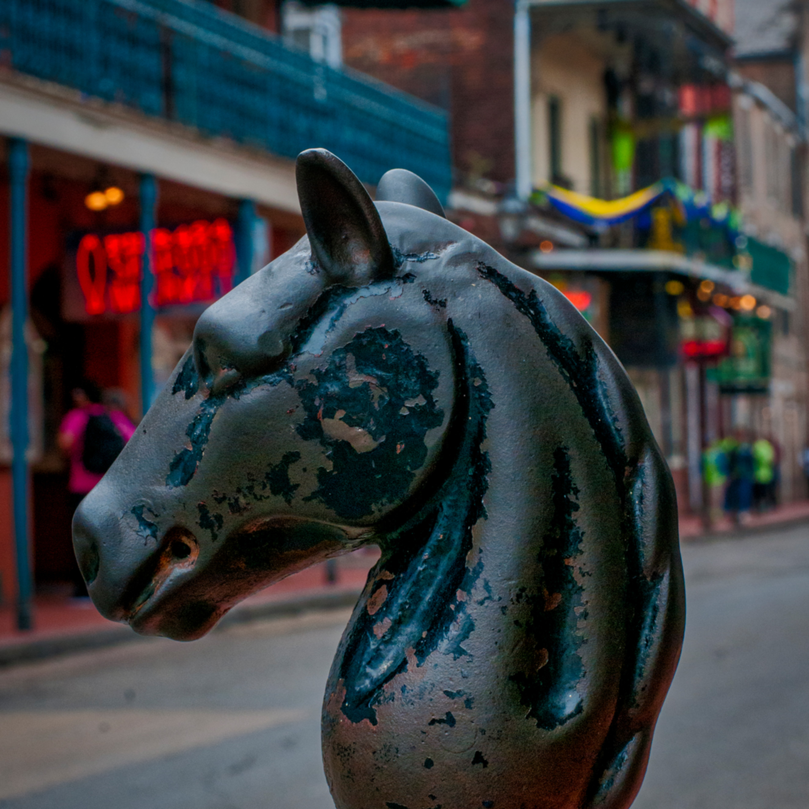 Andy crawford photography bourbon street hitch post xd0rbr