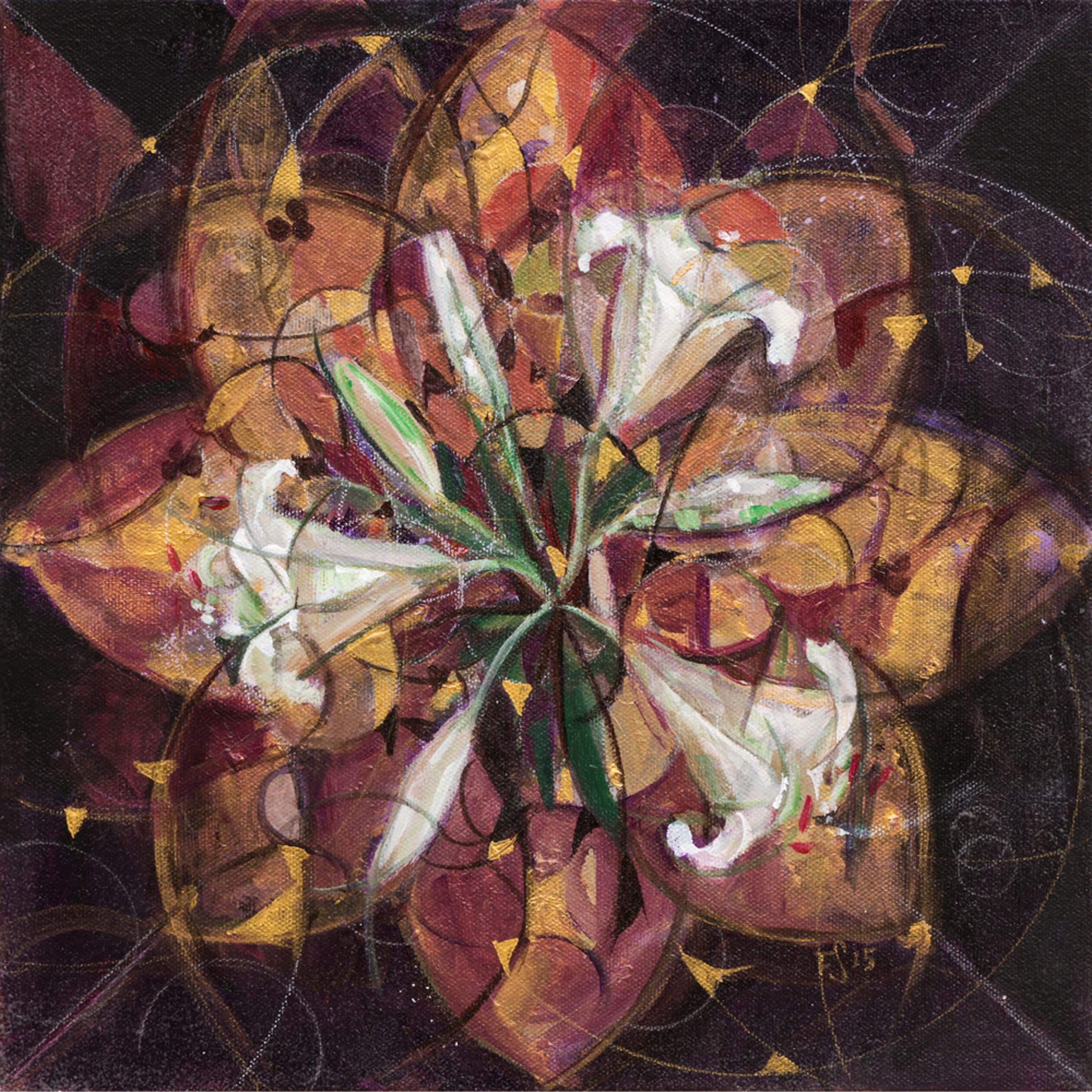 Ecstasy of the lilies wwz0cq
