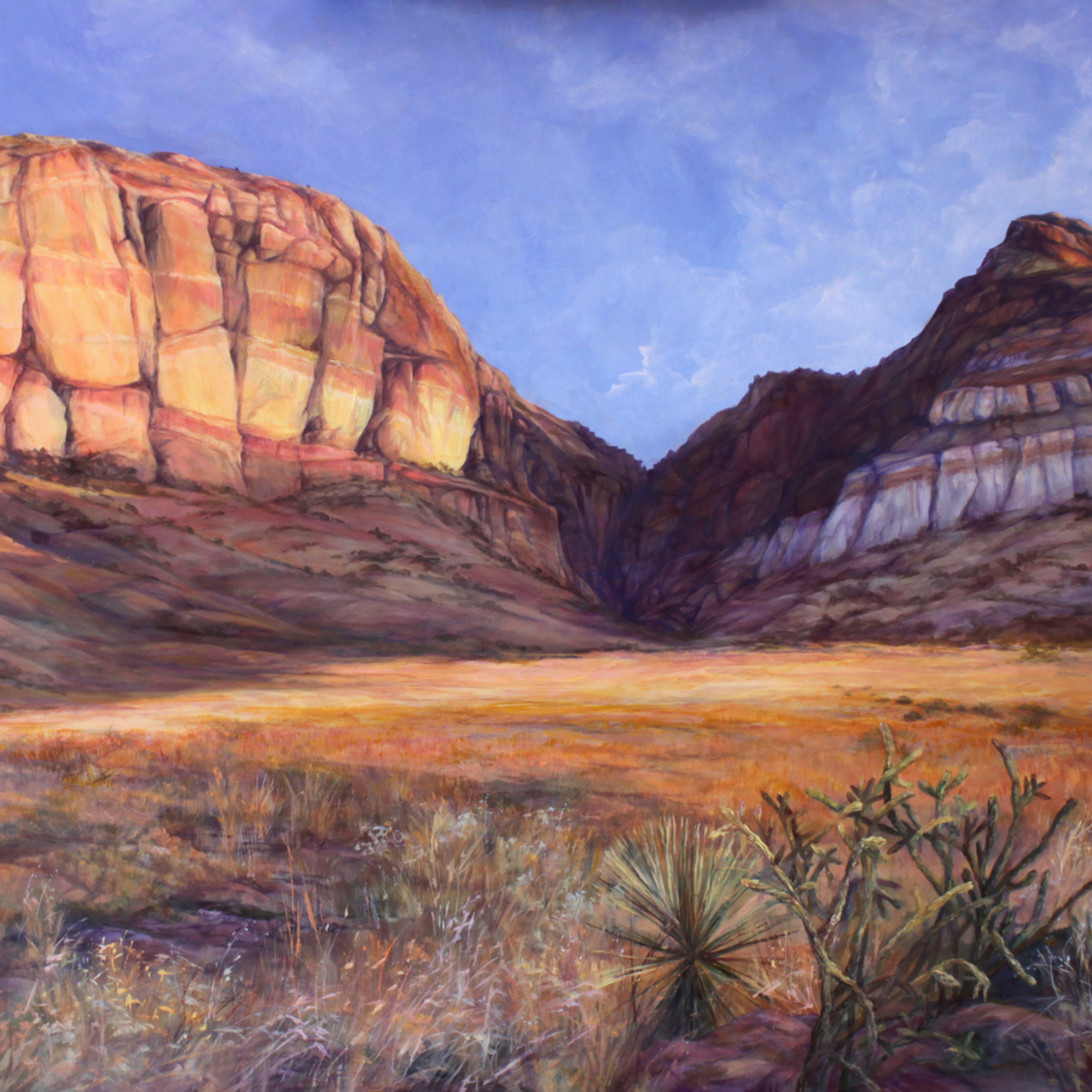 13e18 drenched in dawn 24 22 x 36 22 oil lindy cook severns nx6ba6