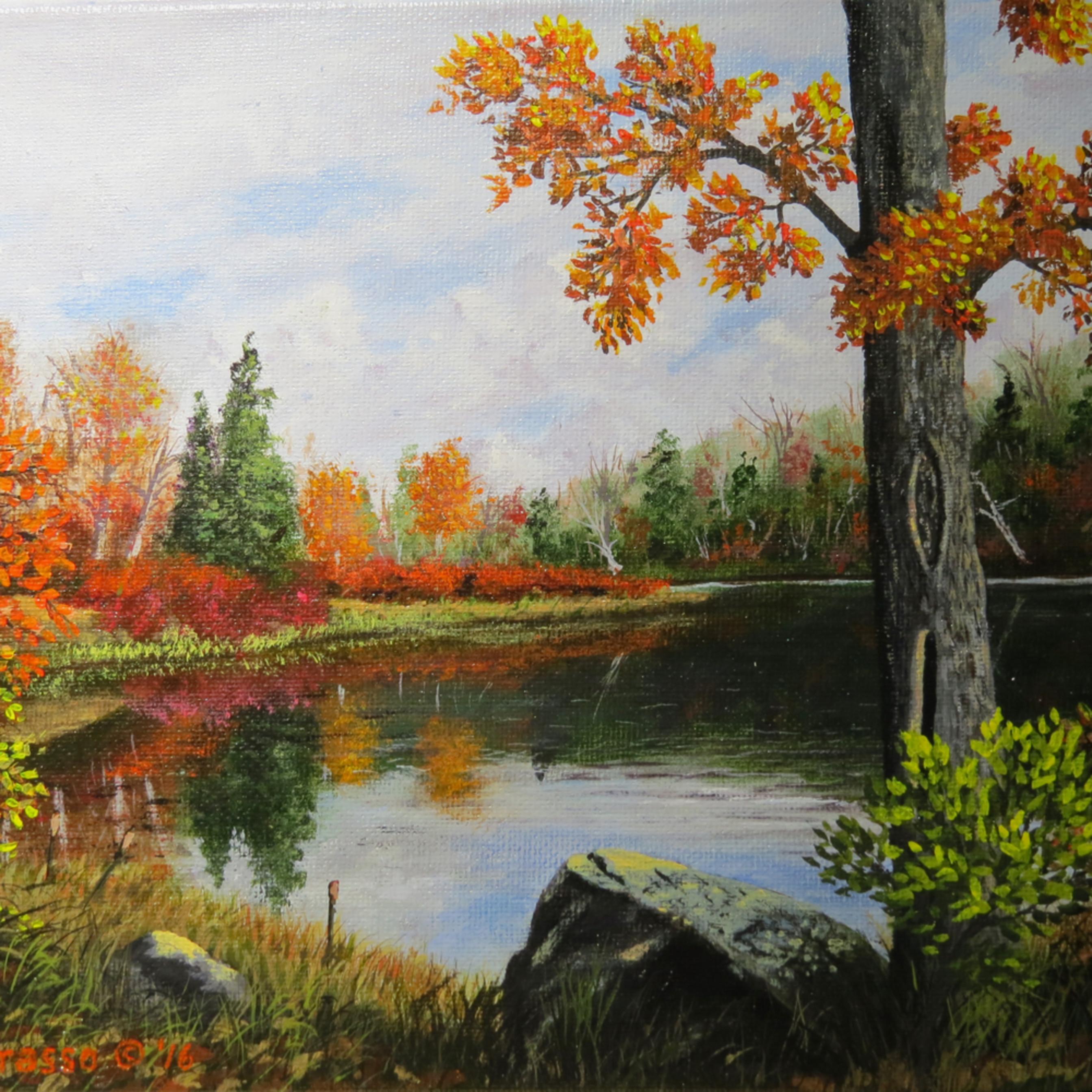 Autumn reflections kcl08k
