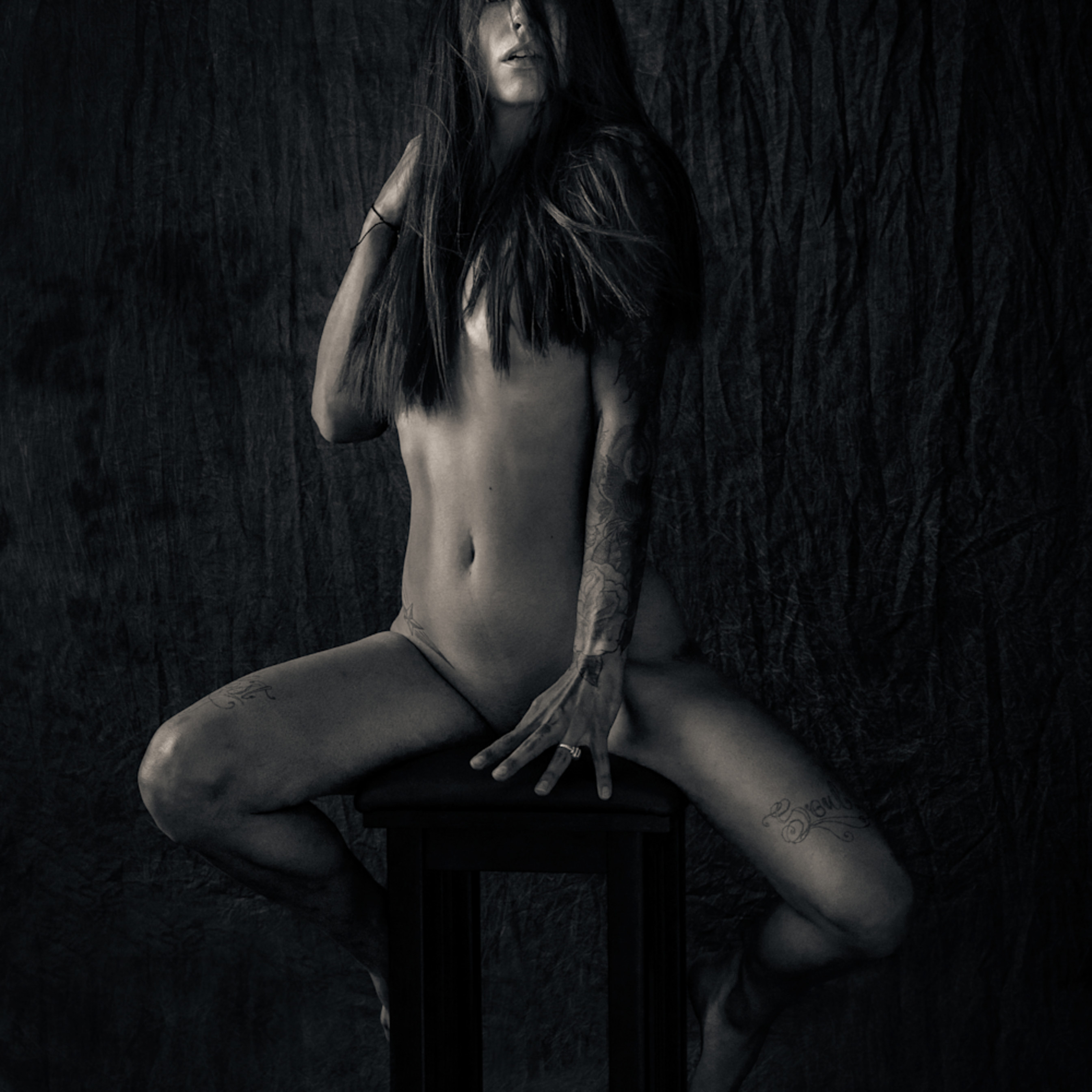 Portrait of hydee dbdgvy