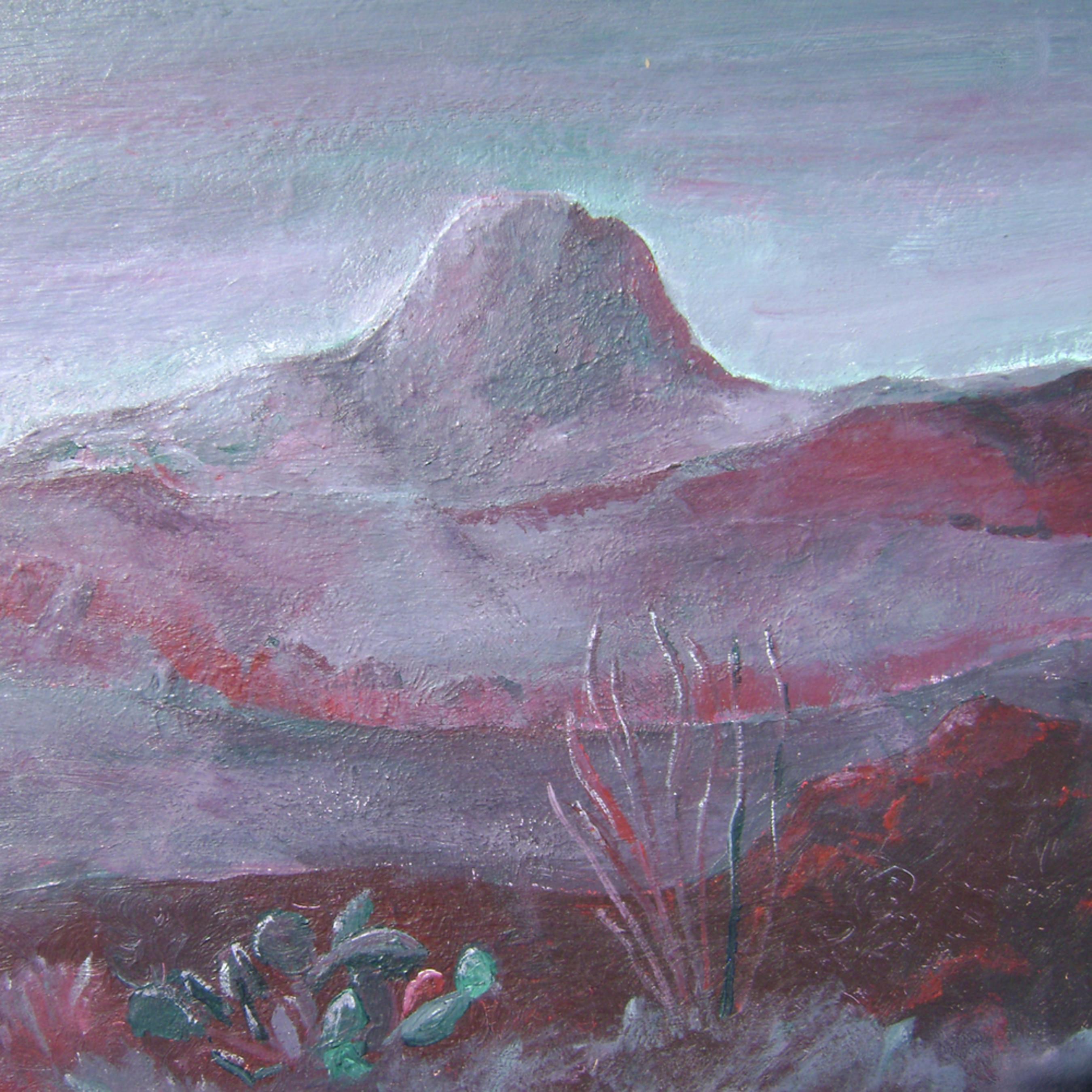 Santiago peak from black hills gray cw6rk8