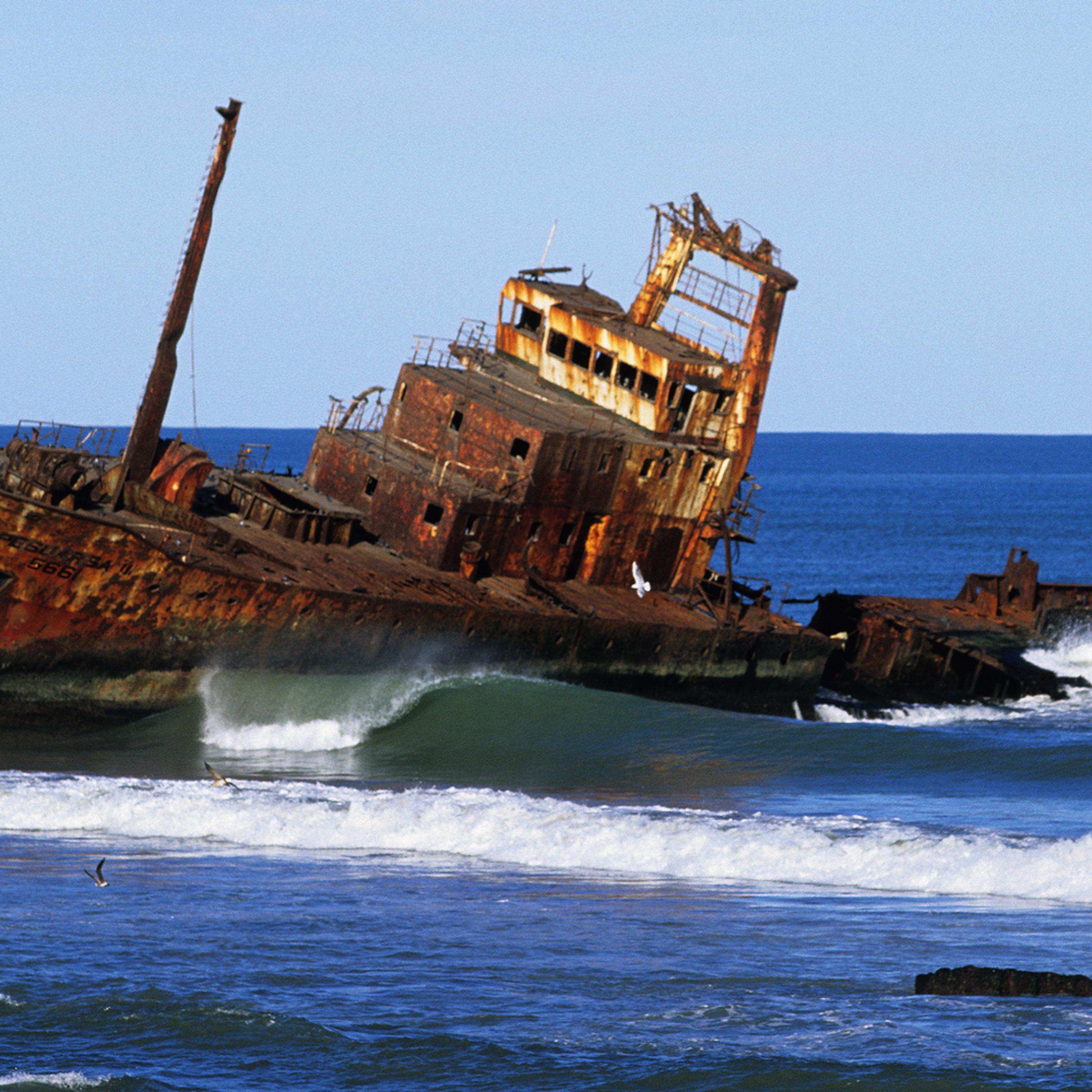 Shipwreck tuikzj