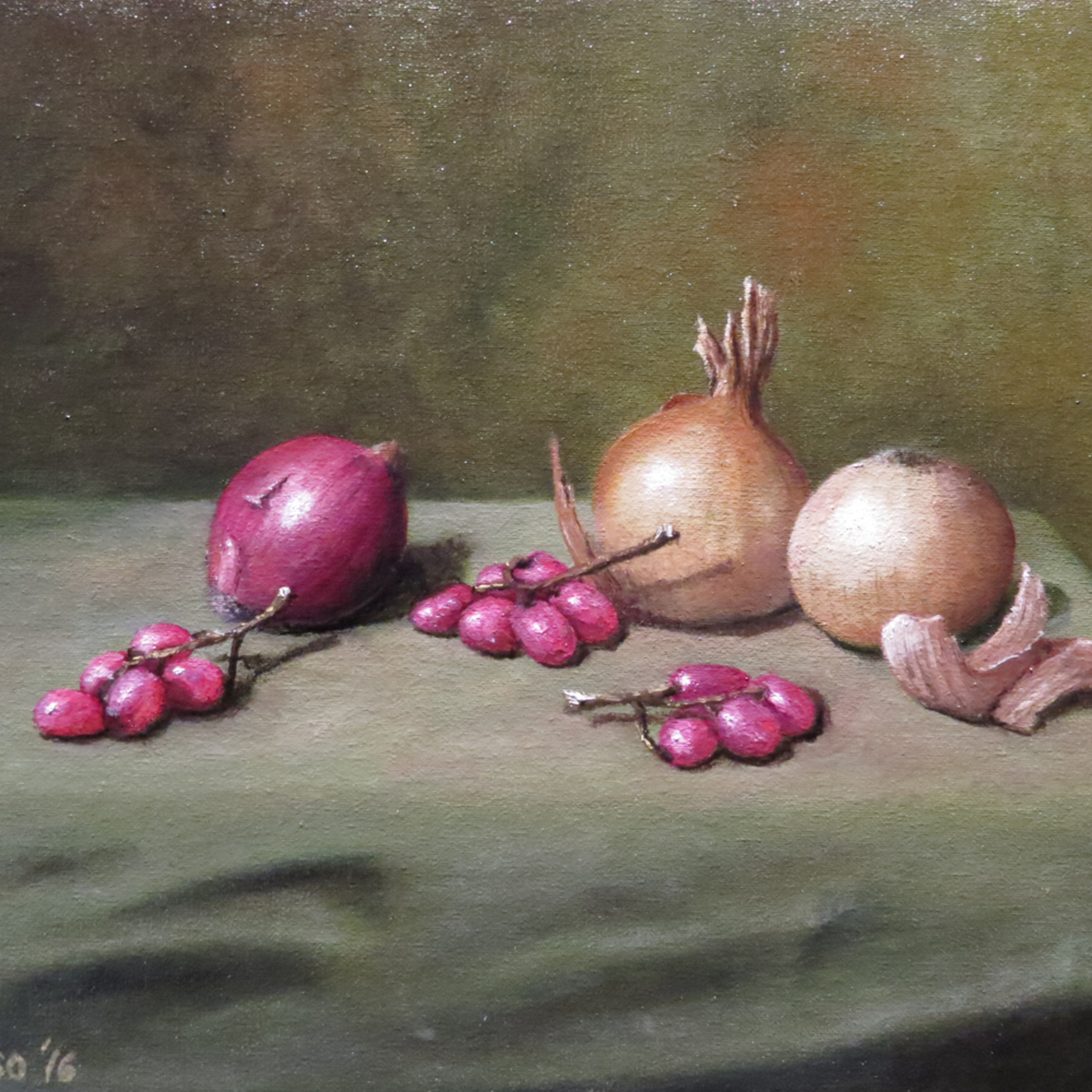 Onions and grapes suuqep